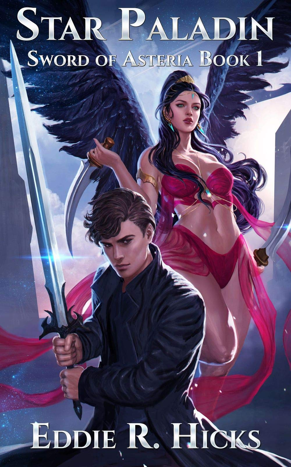 Star Paladin: A LitRPG Space Fantasy (Sword of Asteria Book 1)