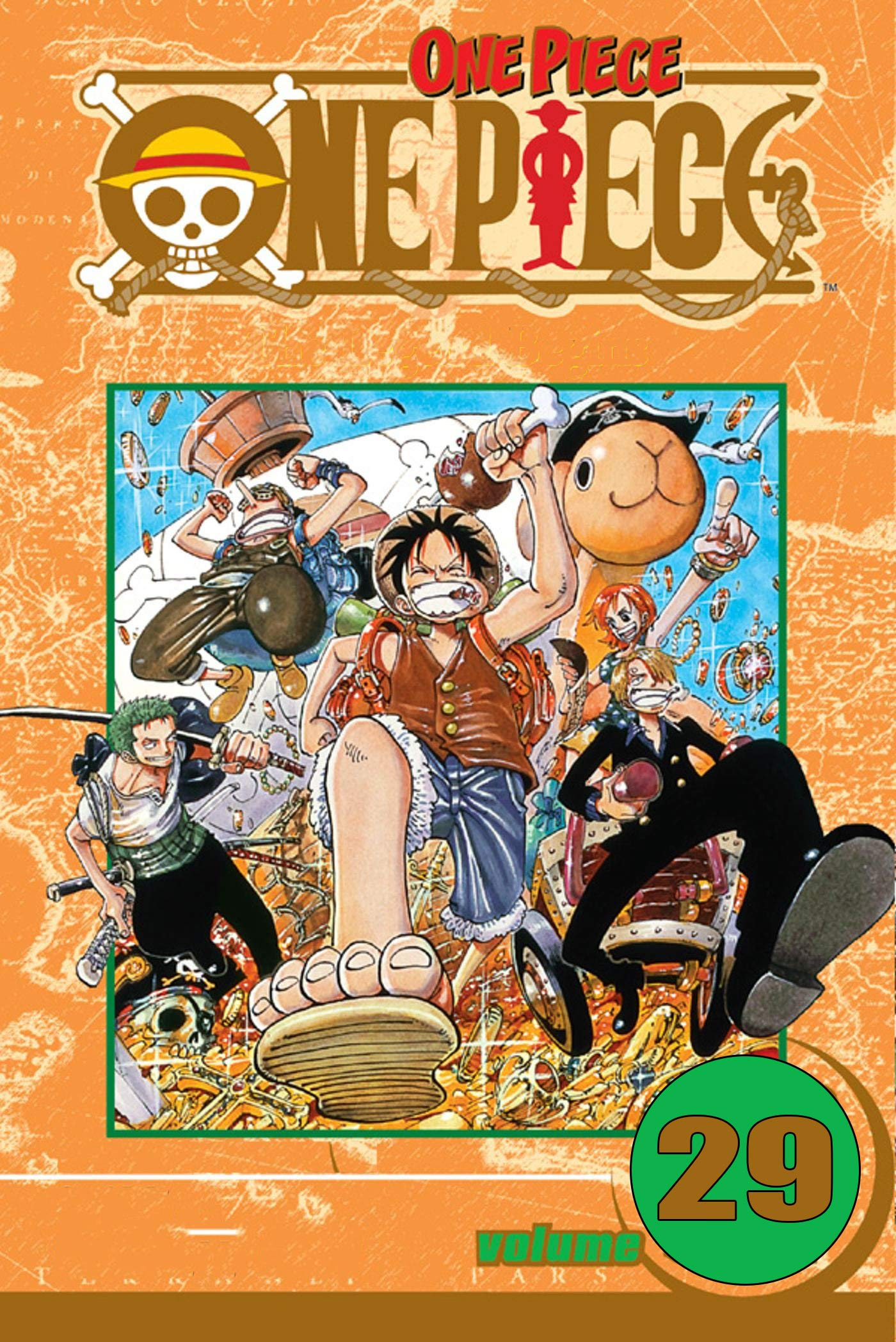 Fantasy Full Color manga Volume 29: One-Piece-Manga