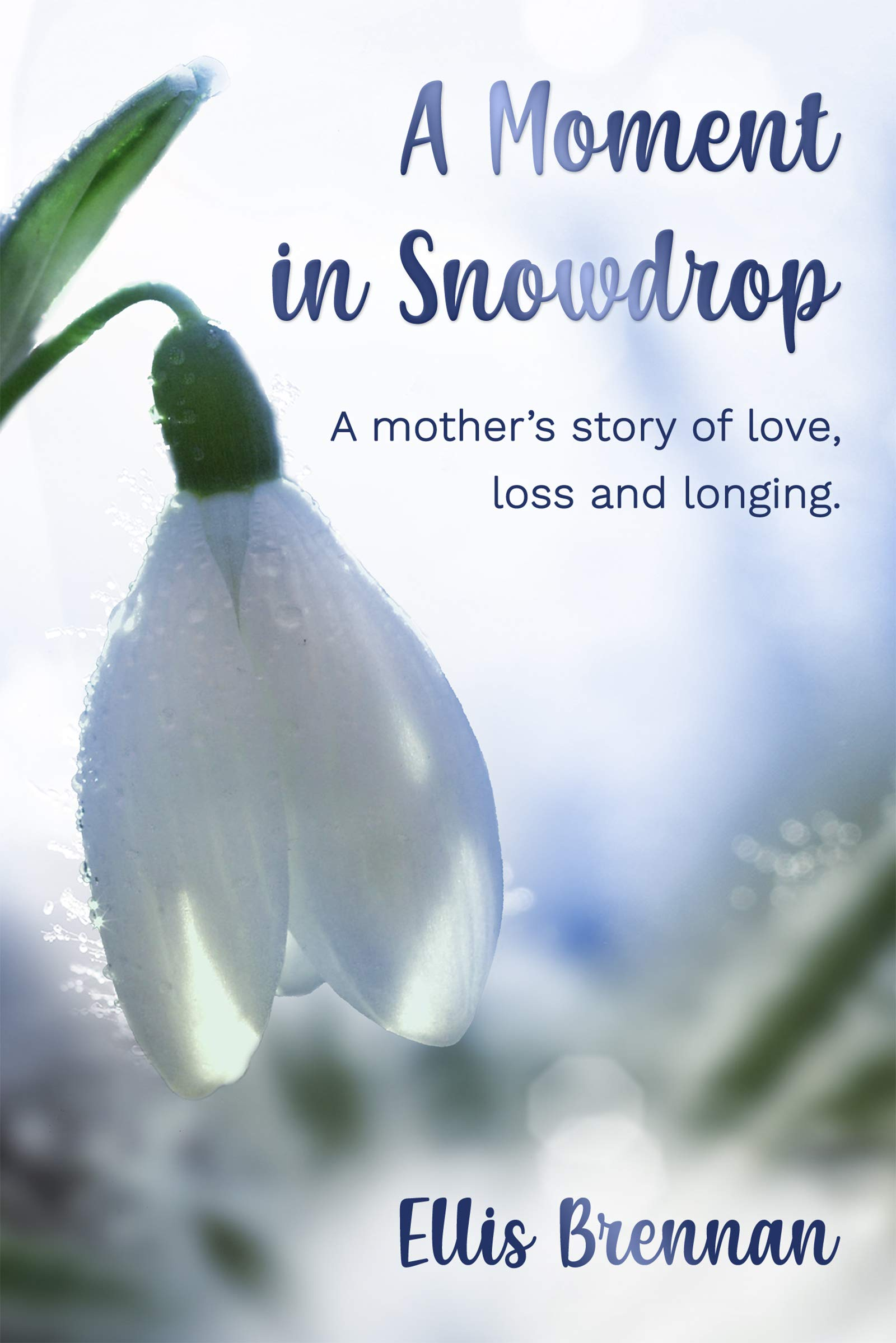 A Moment in Snowdrop: a mother's story of love, loss and longing