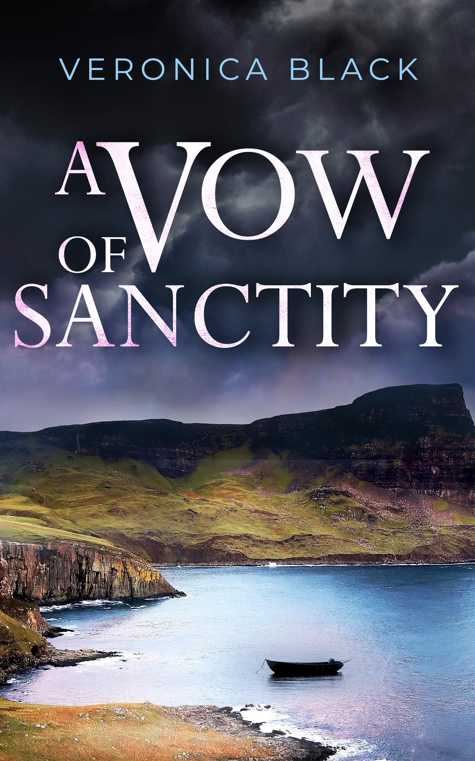 A VOW OF SANCTITY an utterly gripping crime mystery (Sister Joan Murder Mystery Book 3)