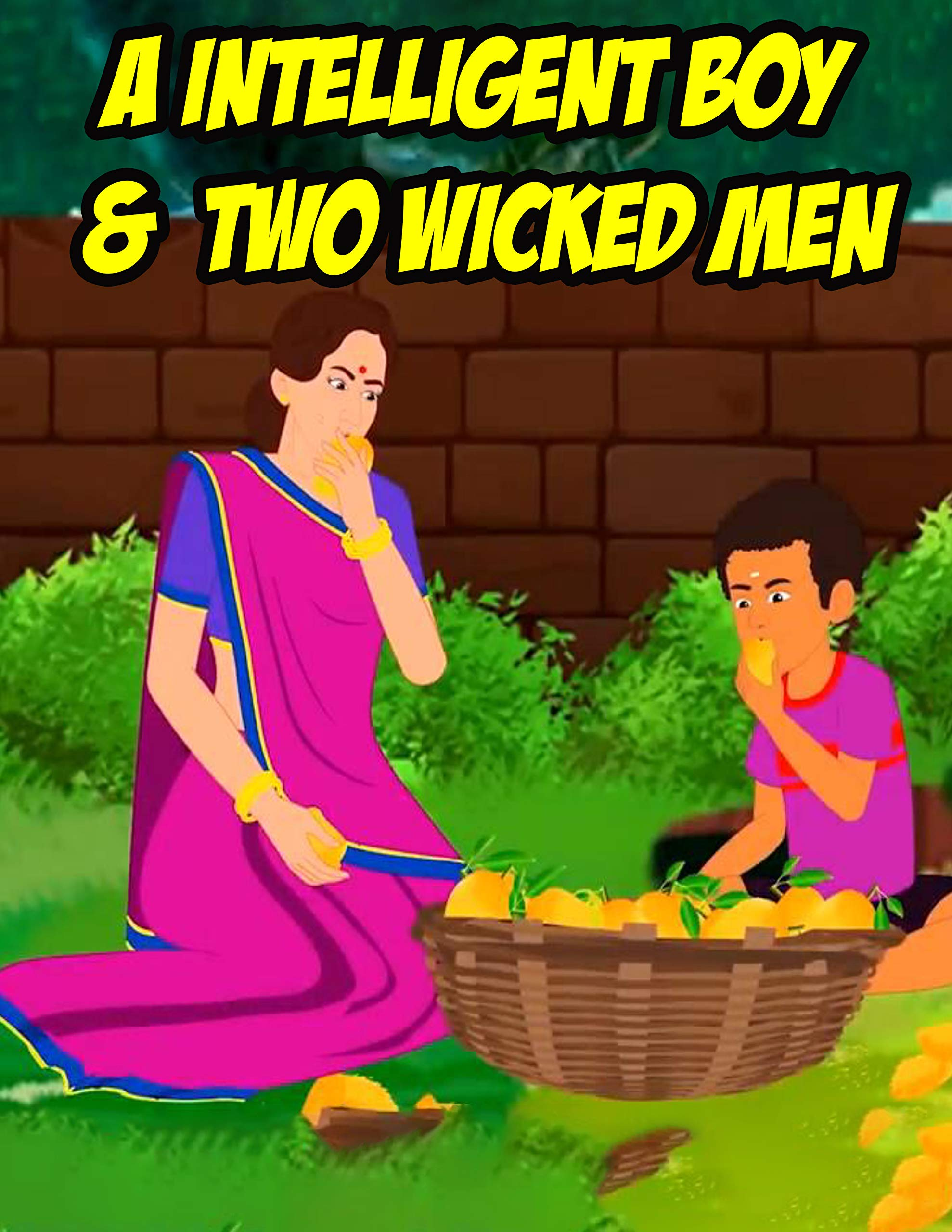 A intelligent boy & two wicked men | Bedtime Stories For Kids: Fairy Tales In English Stories