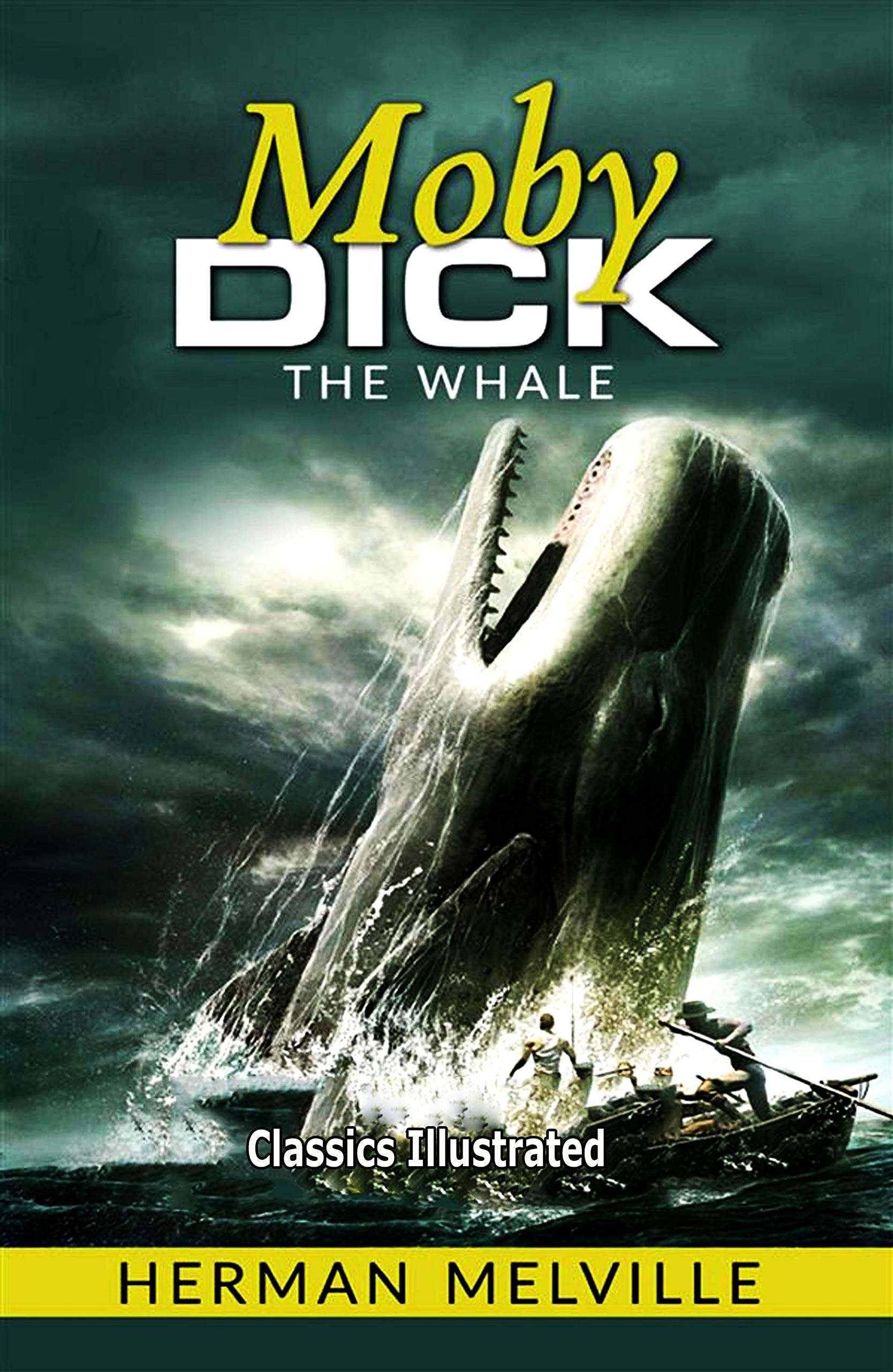 Moby-Dick: Classics Illustrated