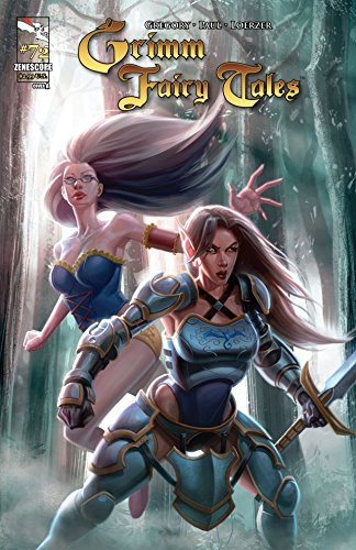 Grimm Fairy Tales #72 (Grimm Fairy Tales (2007-2016))