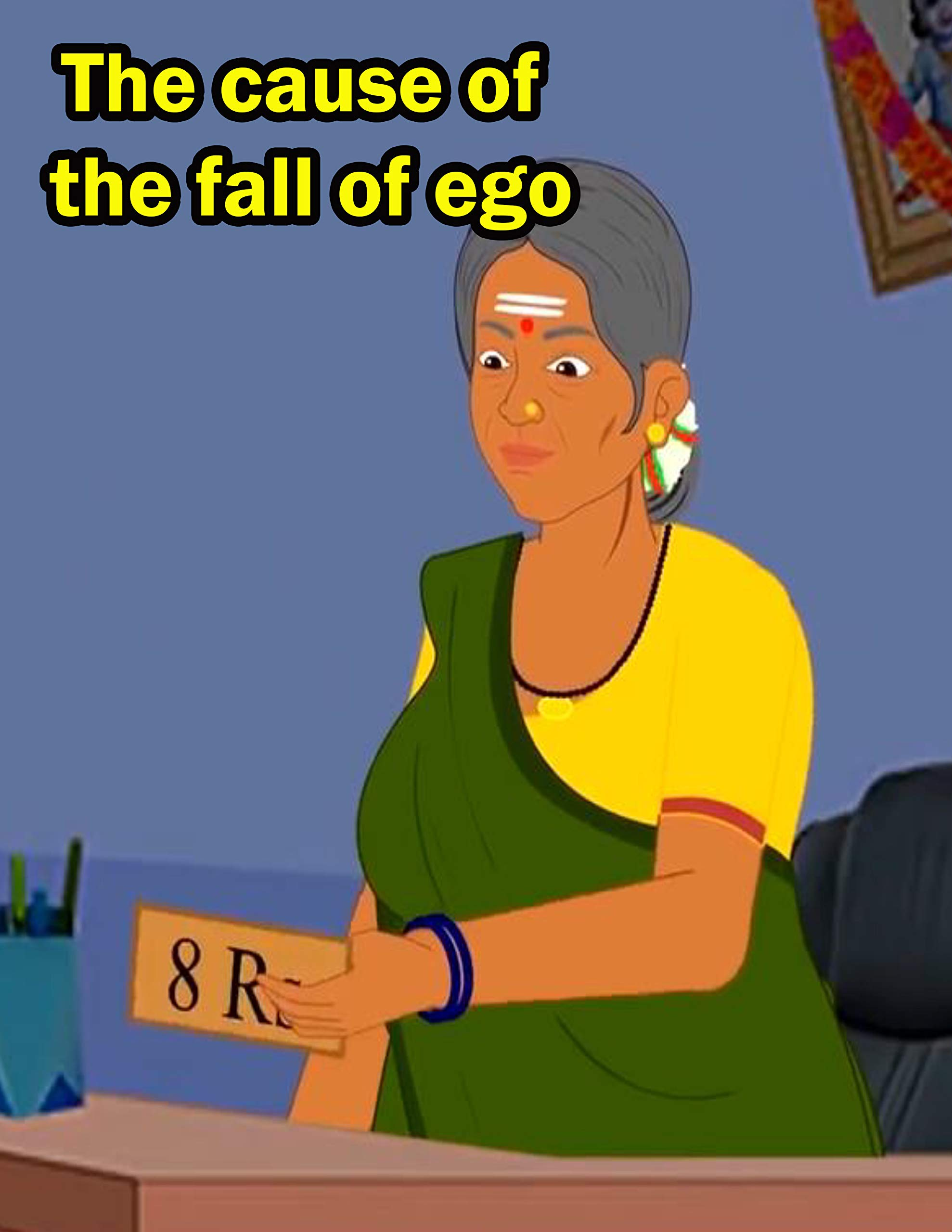 The cause of the fall of ego | Bedtime Stories For Kids: Fairy Tales In English Stories