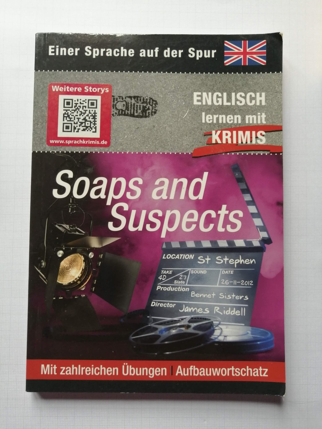 soaps and suspects