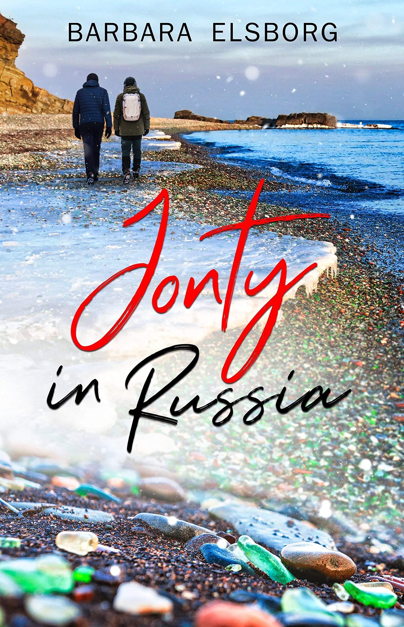 Jonty in Russia (Unfinished Business 1.6)