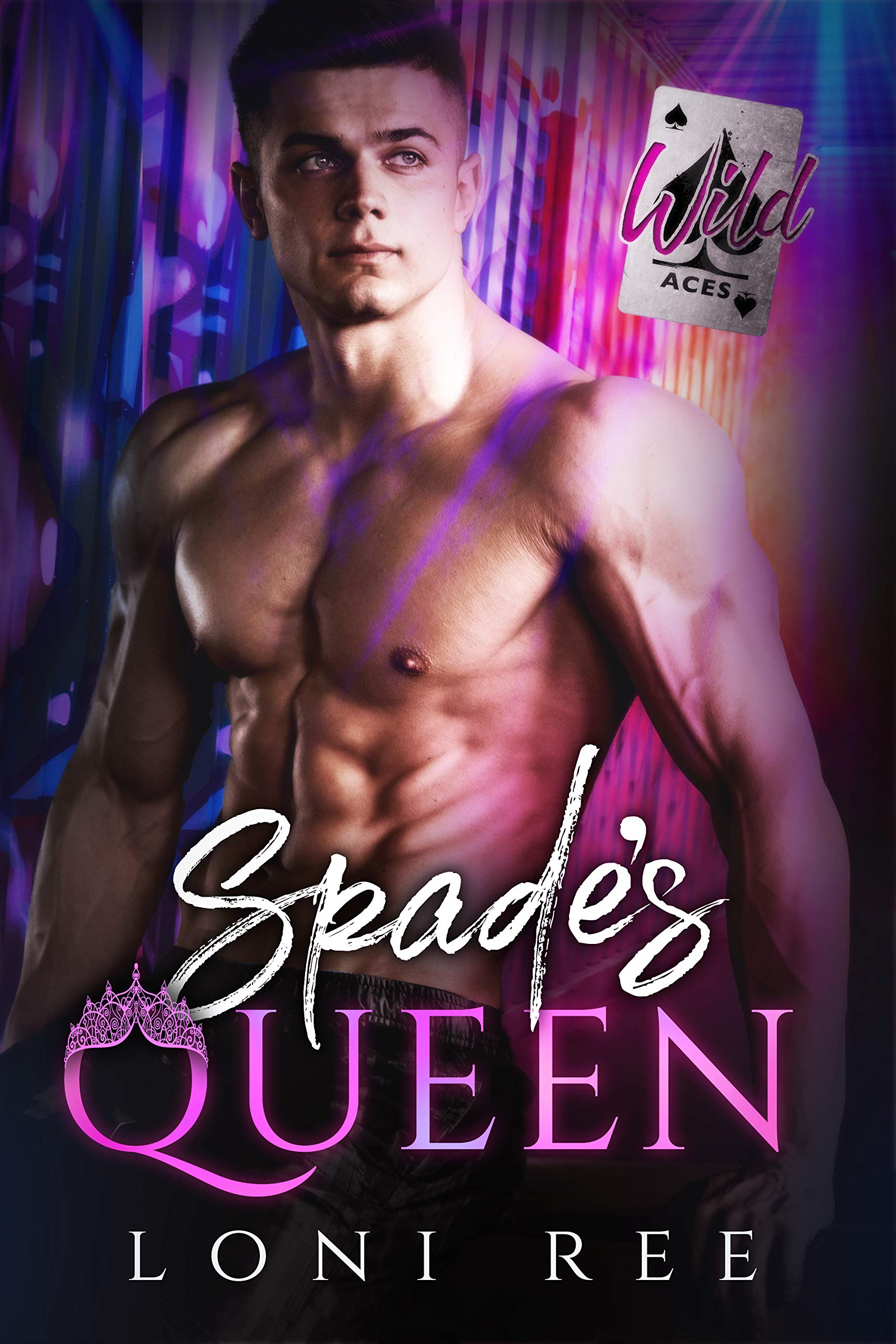 Spade's Queen (Wild Aces Book 1)