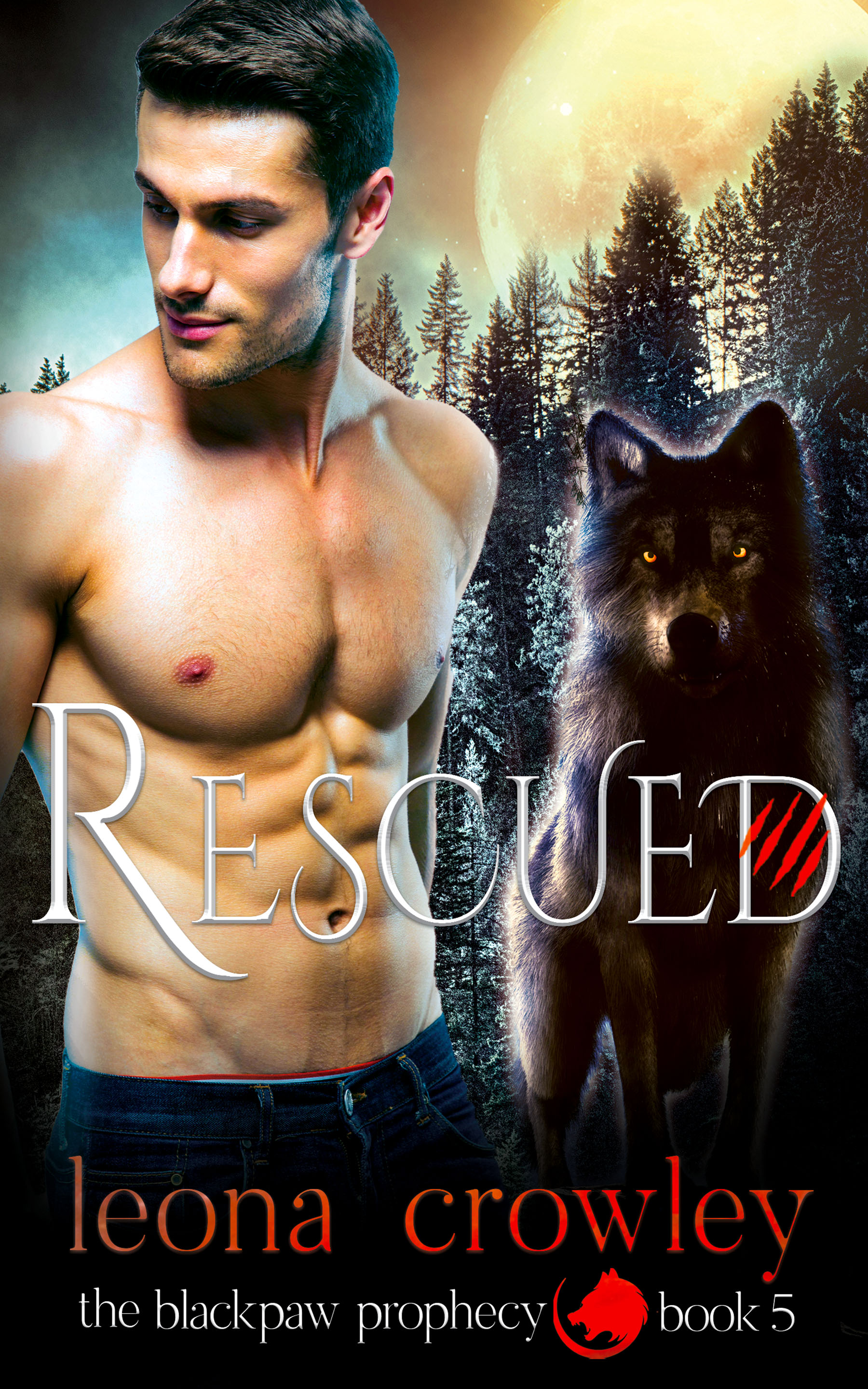 Rescued (The Blackpaw Prophecy #5)