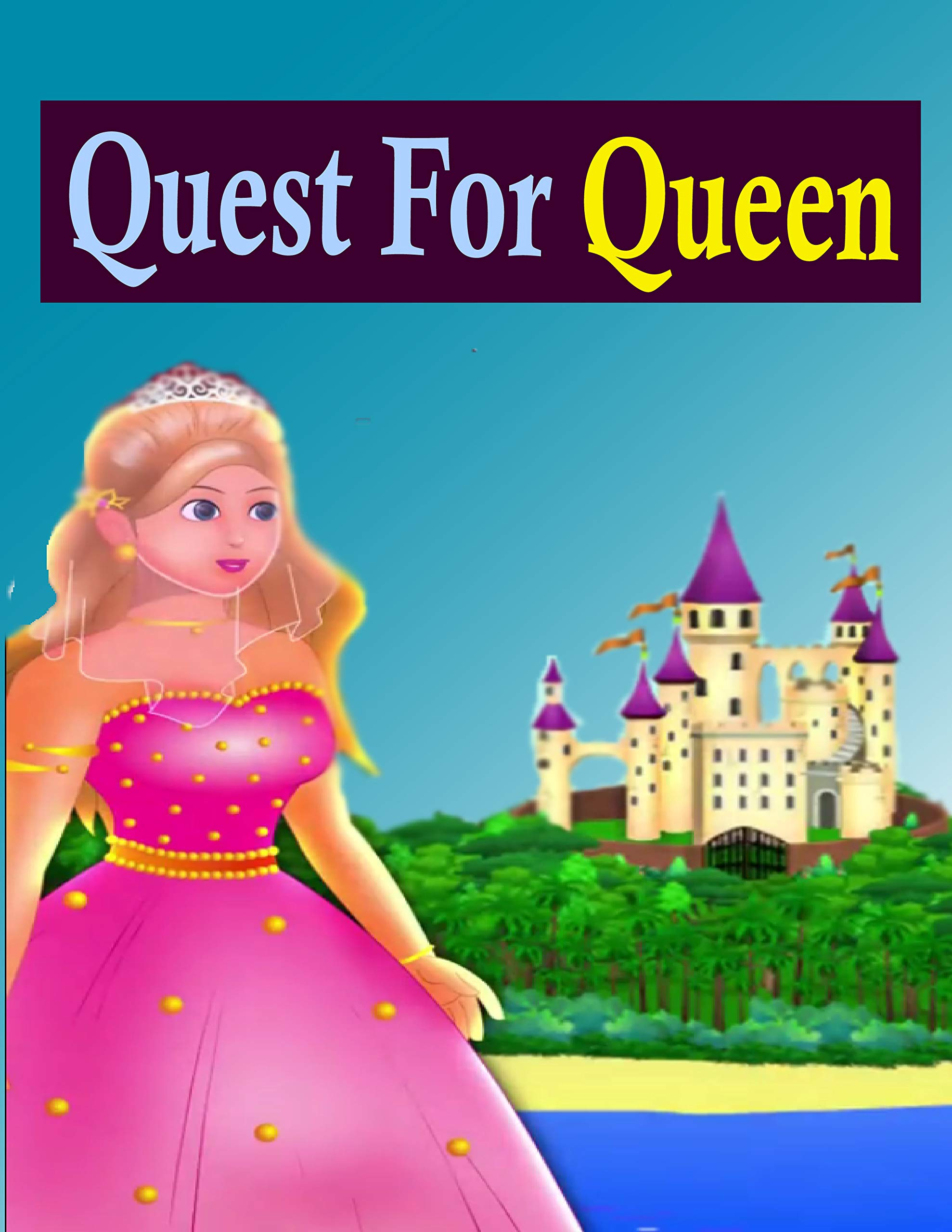 Quest for a Queen Story: English Story For Kids | Bedtime Stories for Kids | English Cartoon For Kids