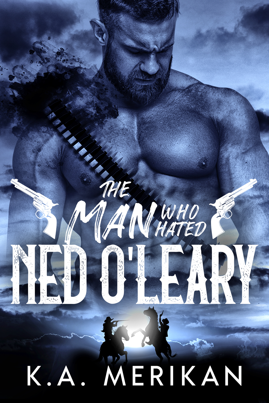 The Man Who Hated Ned O'Leary (Dig Two Graves #2)