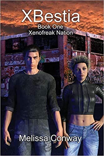 XBestia (Book One, Xenofreak Nation)