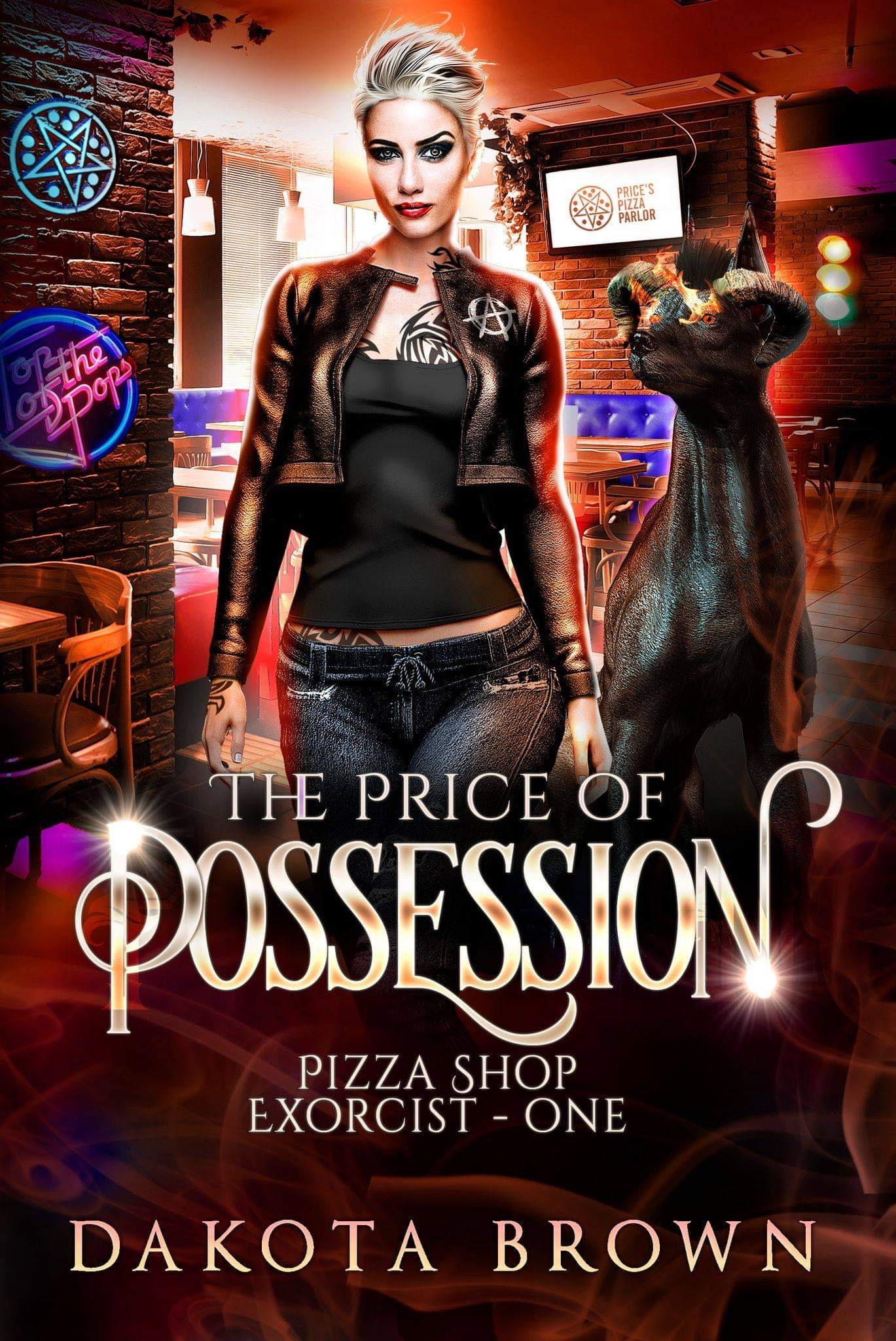 The Price of Possession (Pizza Shop Exorcist #1)