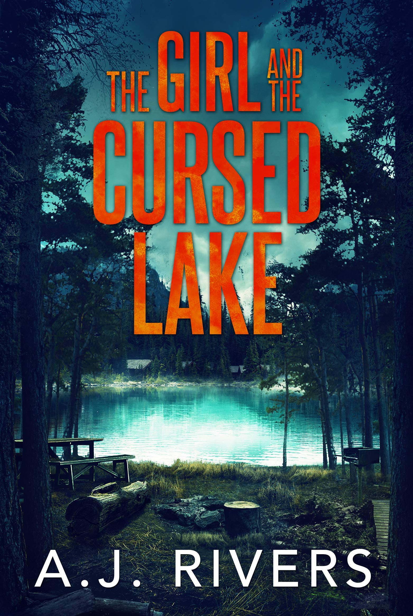 The Girl and the Cursed Lake (Emma Griffin FBI Mystery, #12)