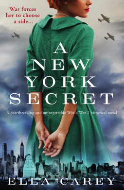 A New York Secret (Daughters of New York #1)