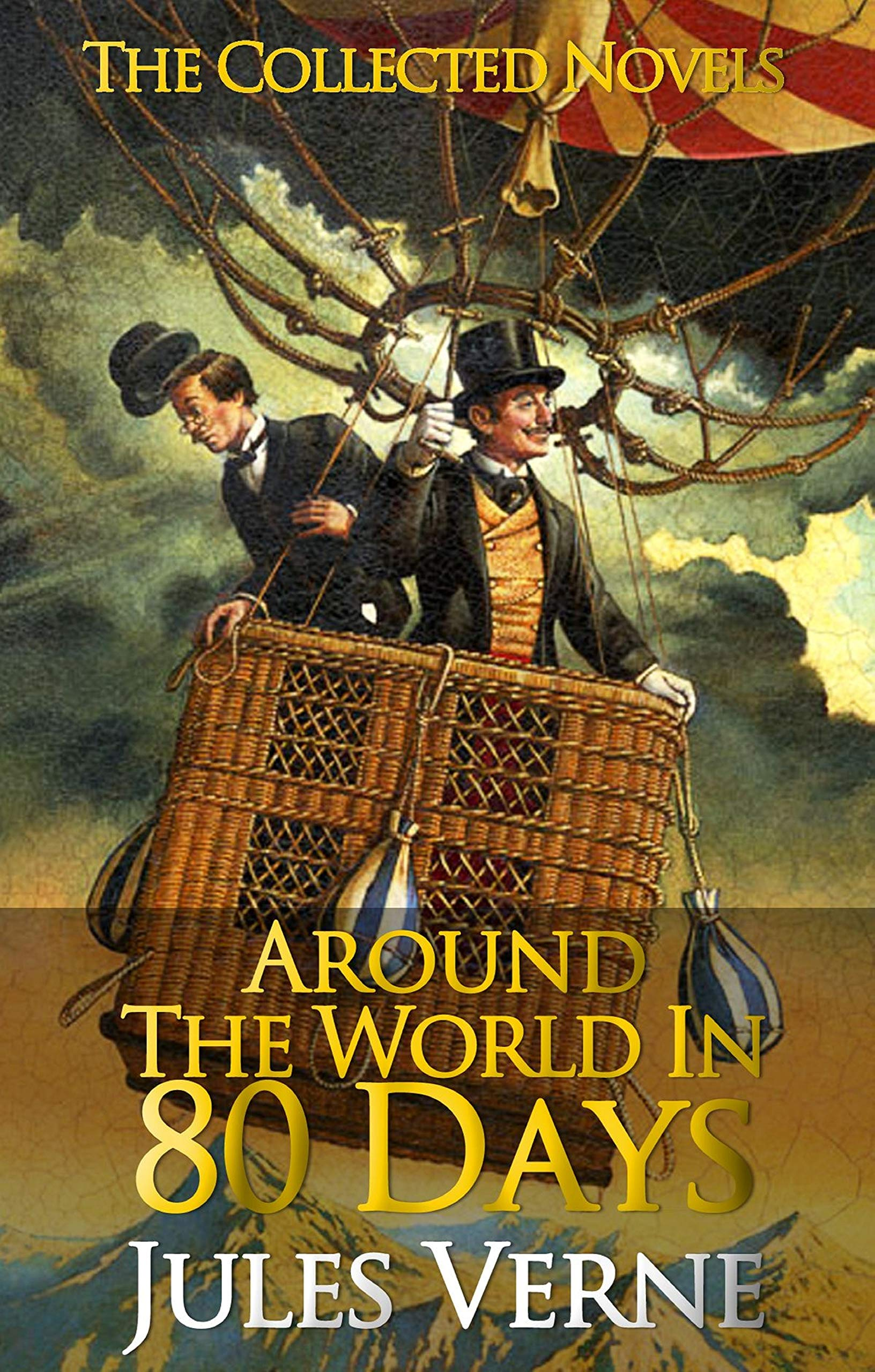 Around the World in Eighty Days: (Annotated Edition)