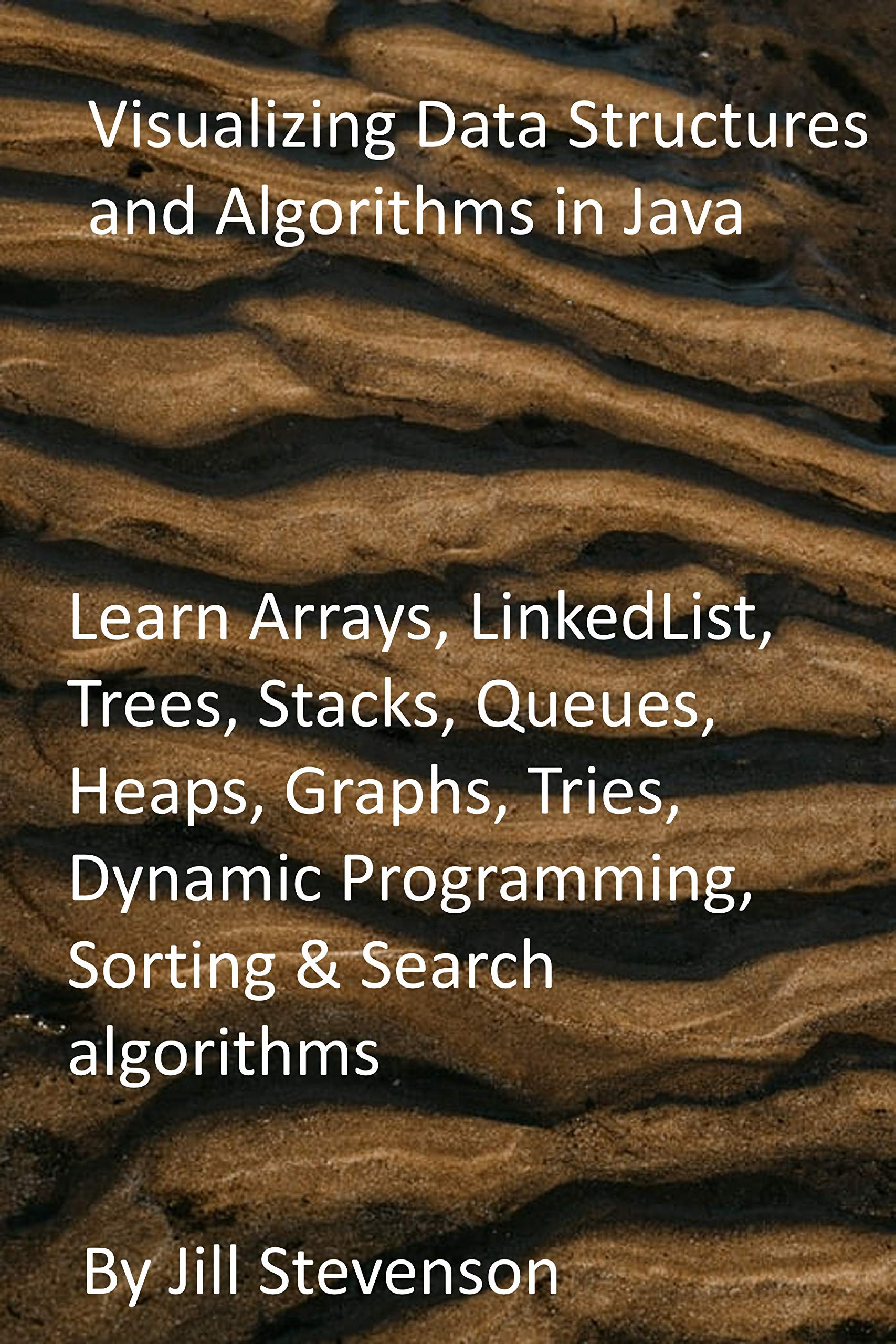 Visualizing Data Structures and Algorithms in Java: Learn Arrays, LinkedList, Trees, Stacks, Queues, Heaps, Graphs, Tries, Dynamic Programming, Sorting & Search algorithms