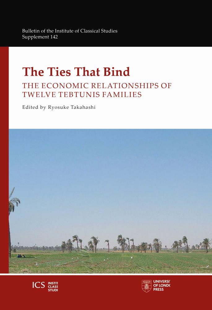 The Ties That Bind: The Economic Relationships of Twelve Tebtunis Families