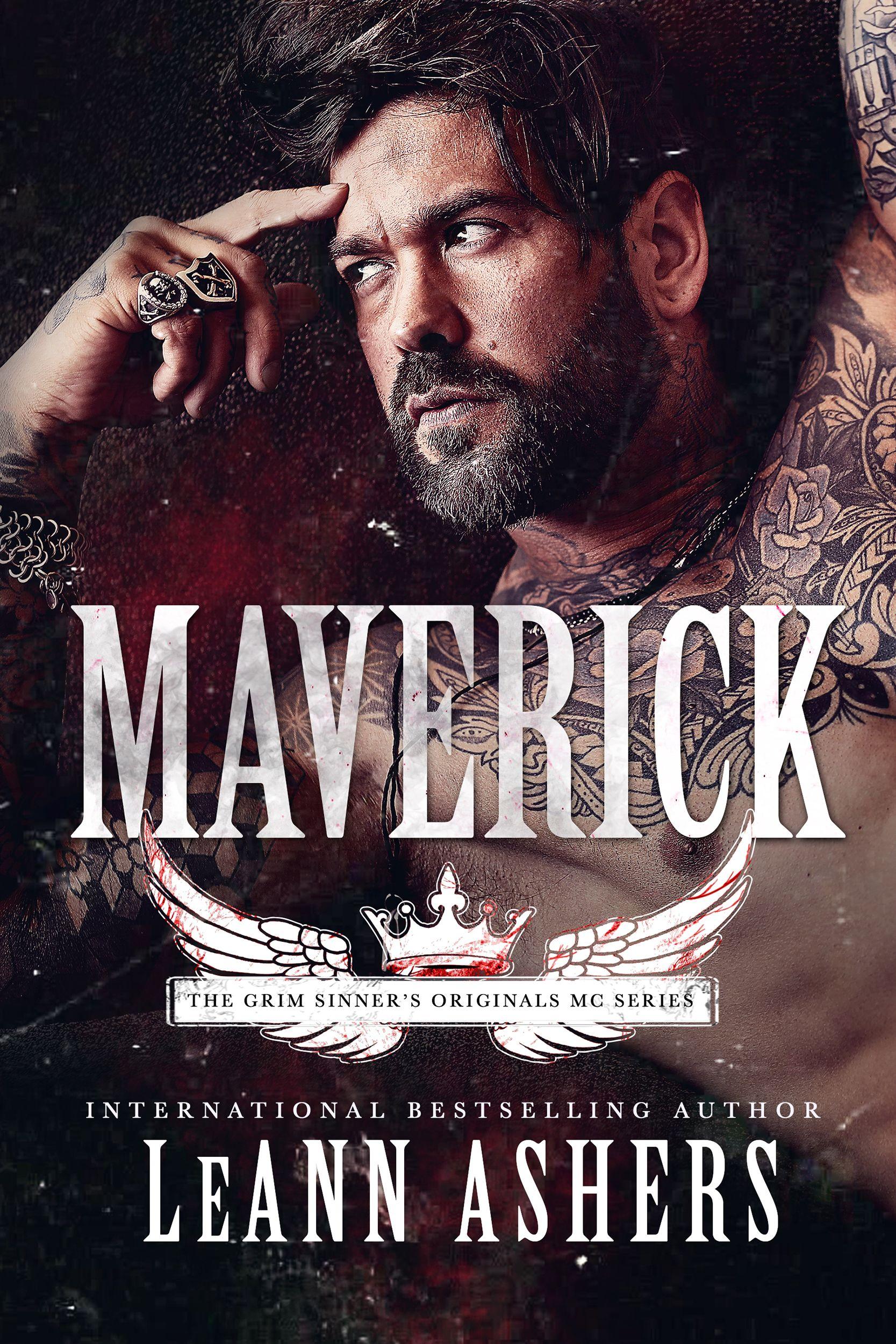 Maverick (Grim Sinners MC Originals, #2)