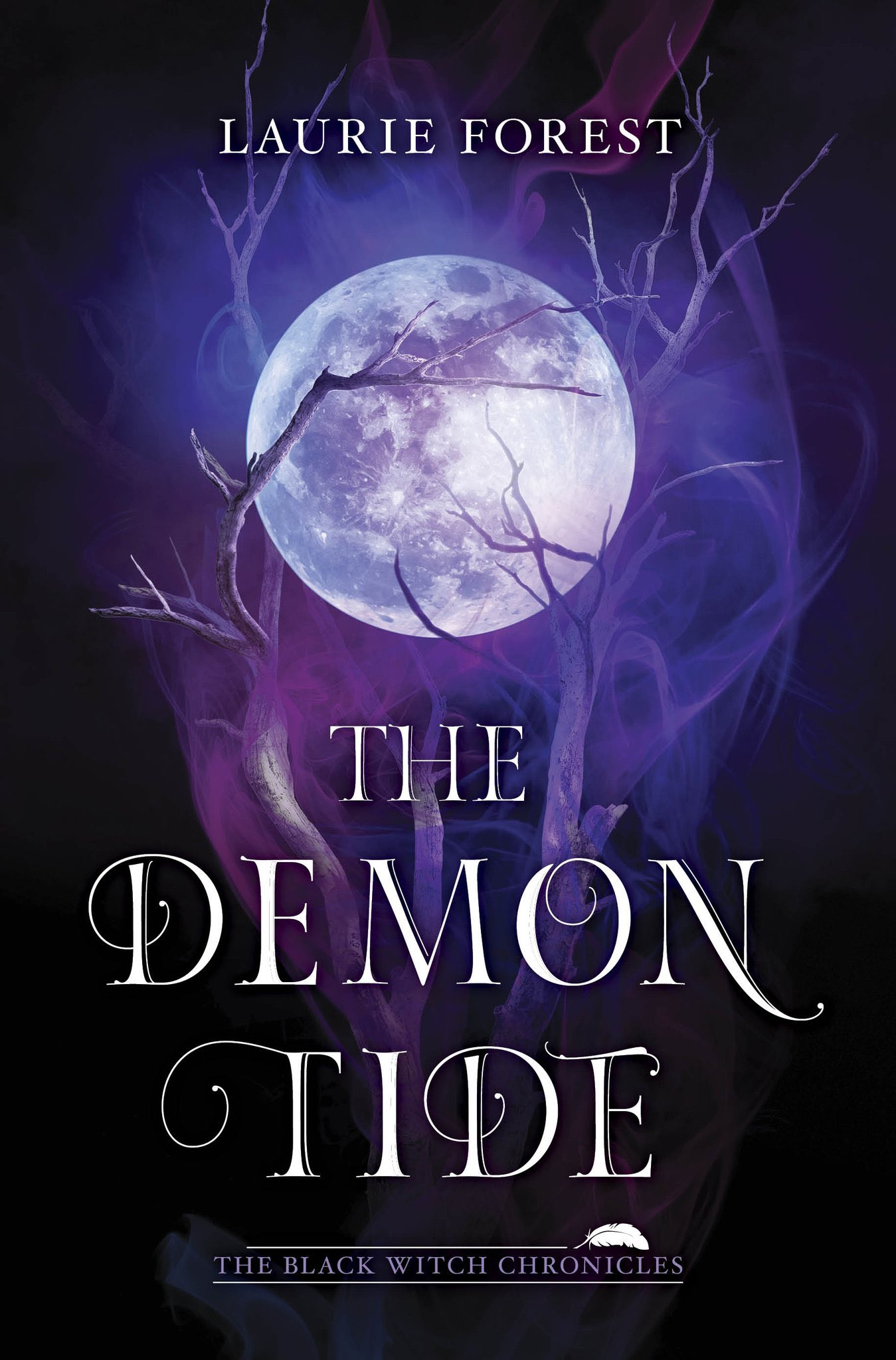 The Demon Tide (The Black Witch Chronicles, #4)