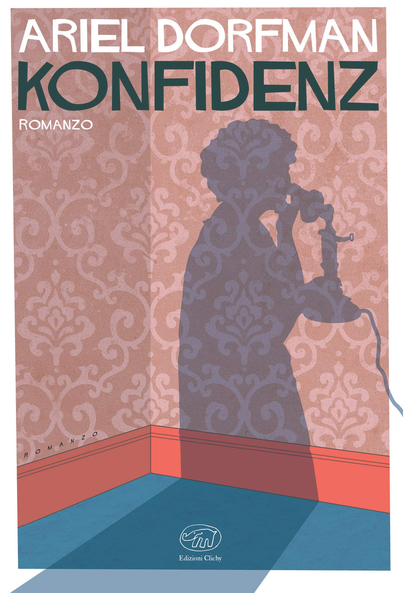Konfidenz (Rive Gauche - Fiction e non-fiction americana)