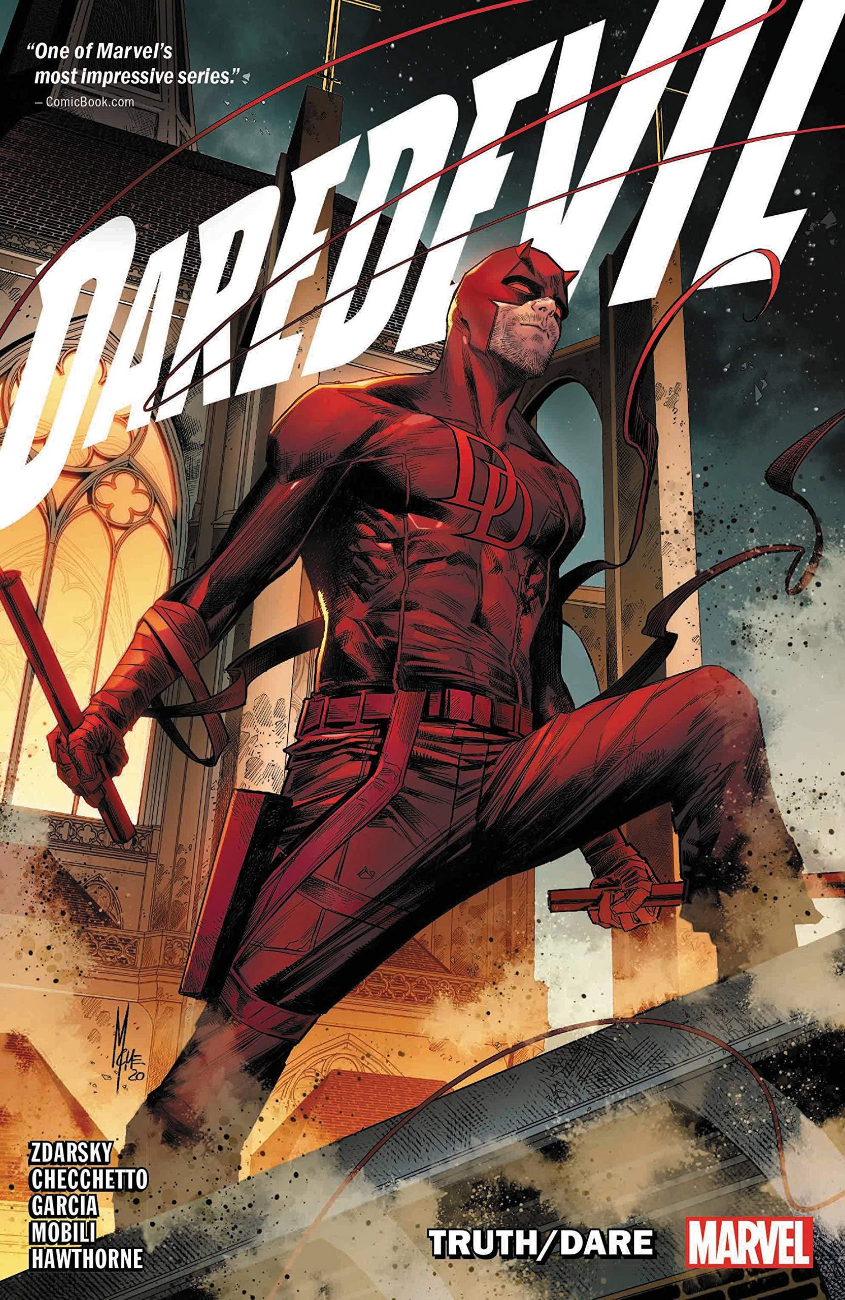Daredevil by Chip Zdarsky, Vol. 5: Truth/Dare