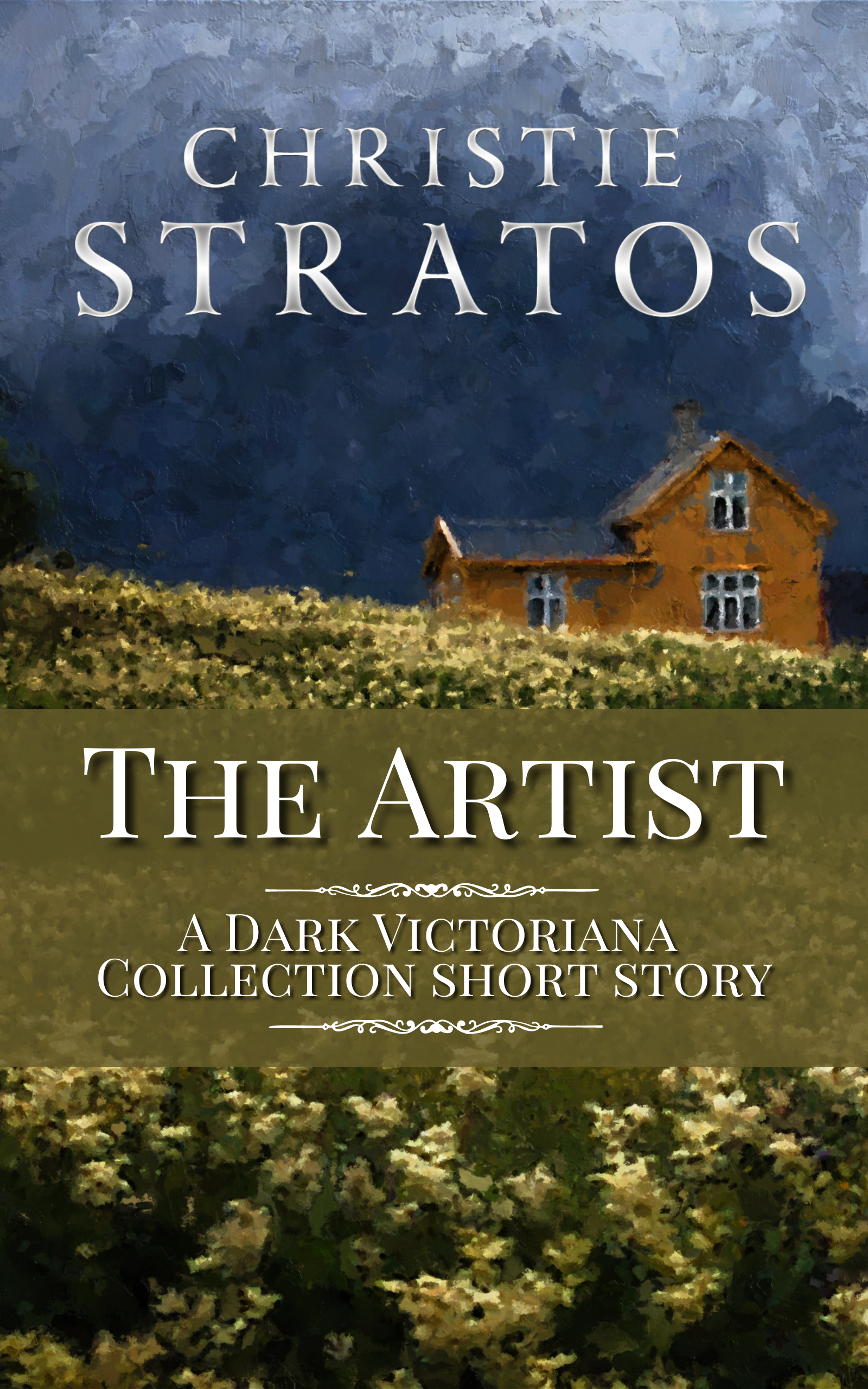 The Artist: A surprising secret-driven historical suspense short story