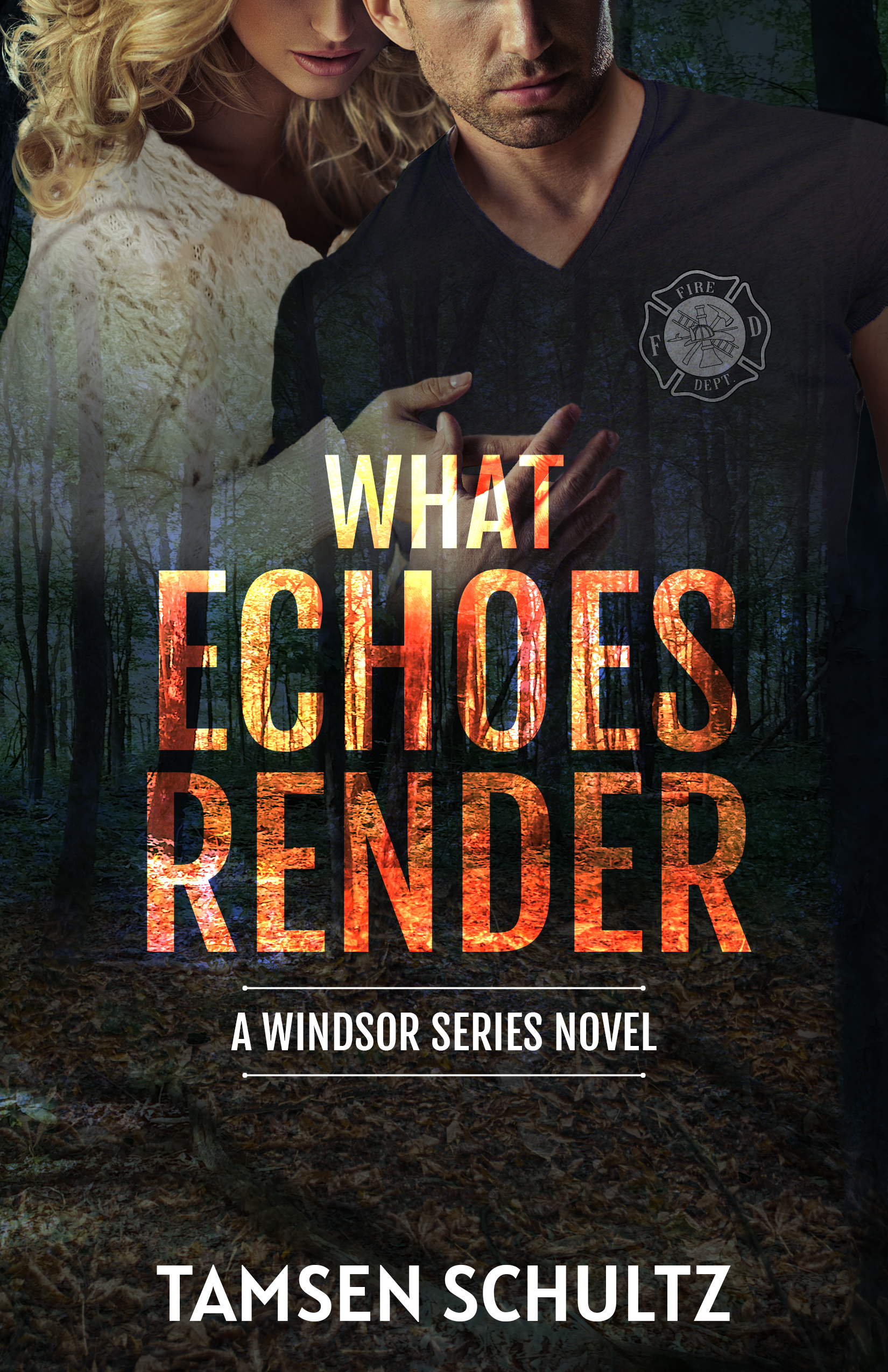 What Echoes Render (Windsor #3)