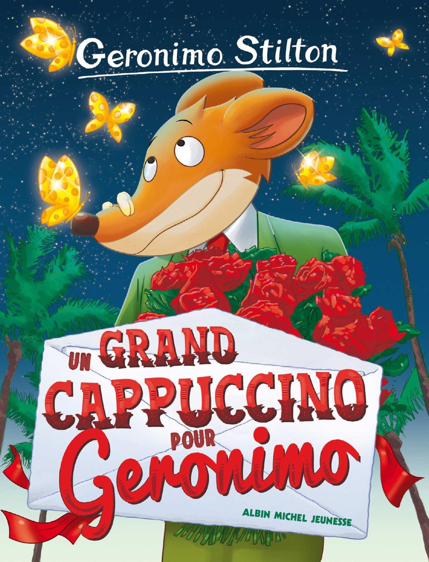 Un grand cappuccino pour Géronimo