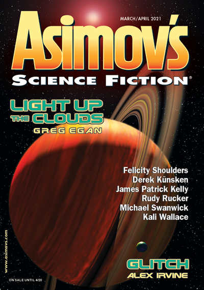 Asimov's Science Fiction March/April 2021