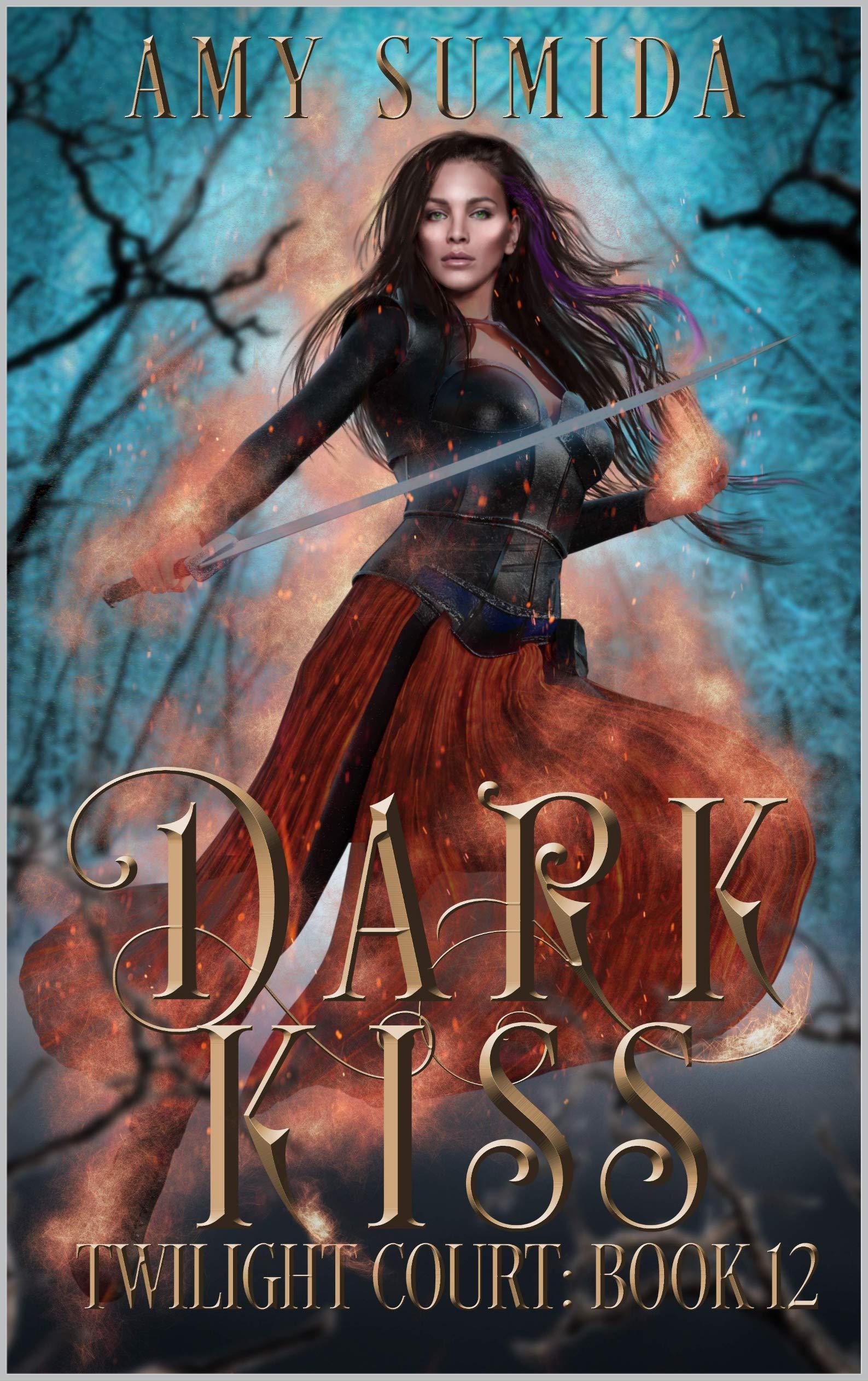 Dark Kiss (The Twilight Court, #12)