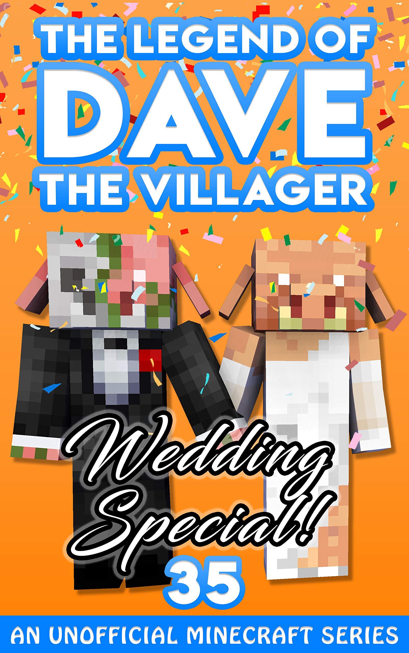 Dave the Villager 35: An Unofficial Minecraft Book