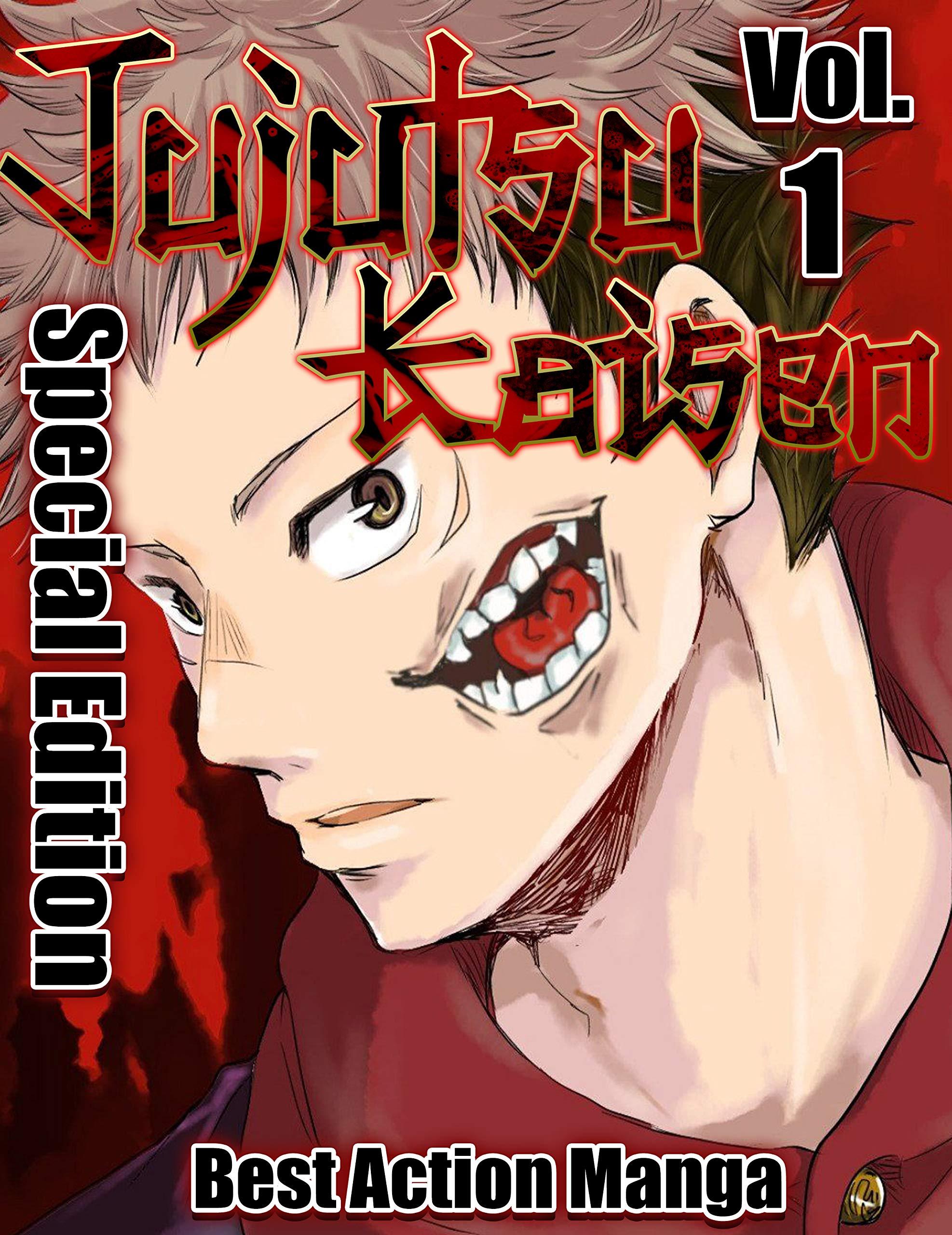Best Action Manga Jujutsu Kaisen Special Edition: Limited Edition Jujutsu Kaisen Vol 1