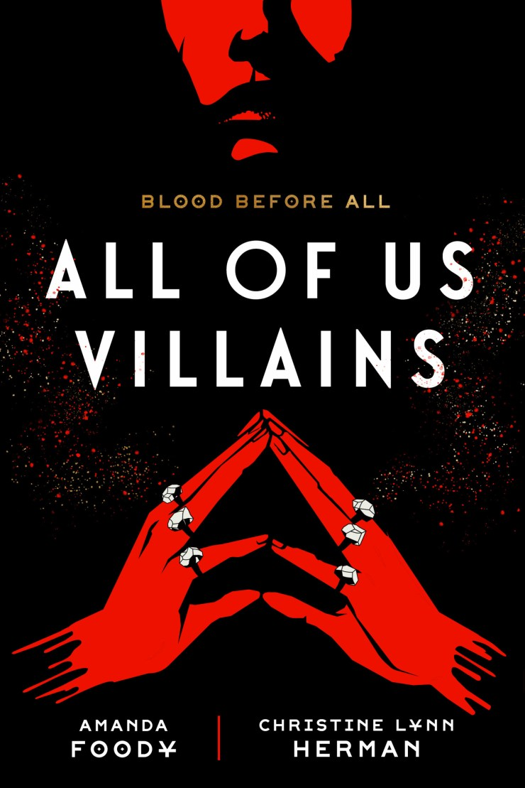 All of Us Villains (All of Us Villains, #1)
