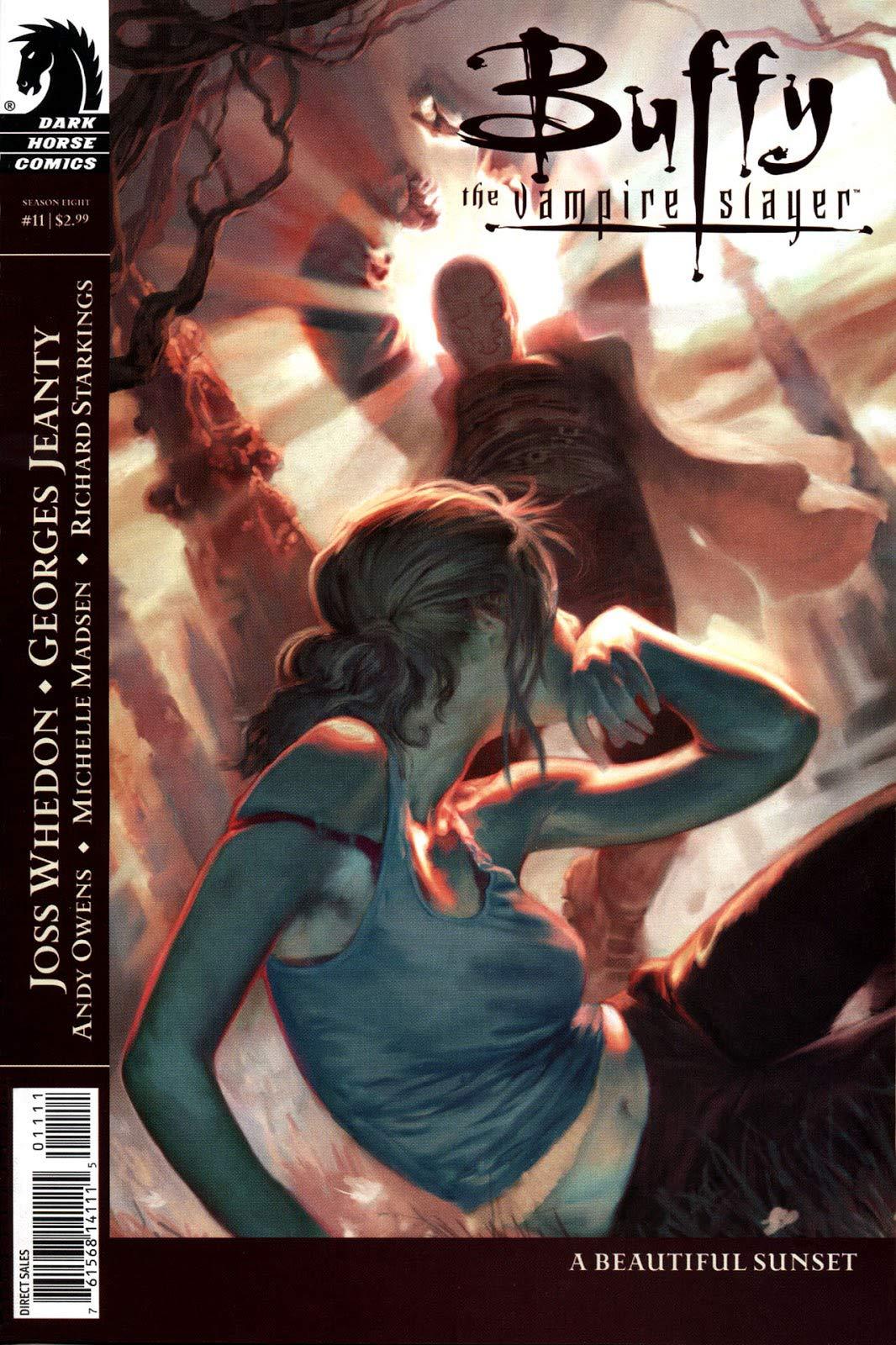 A Beautiful Sunset: Buffy the Vampire Slayer Season Eight Vol 2