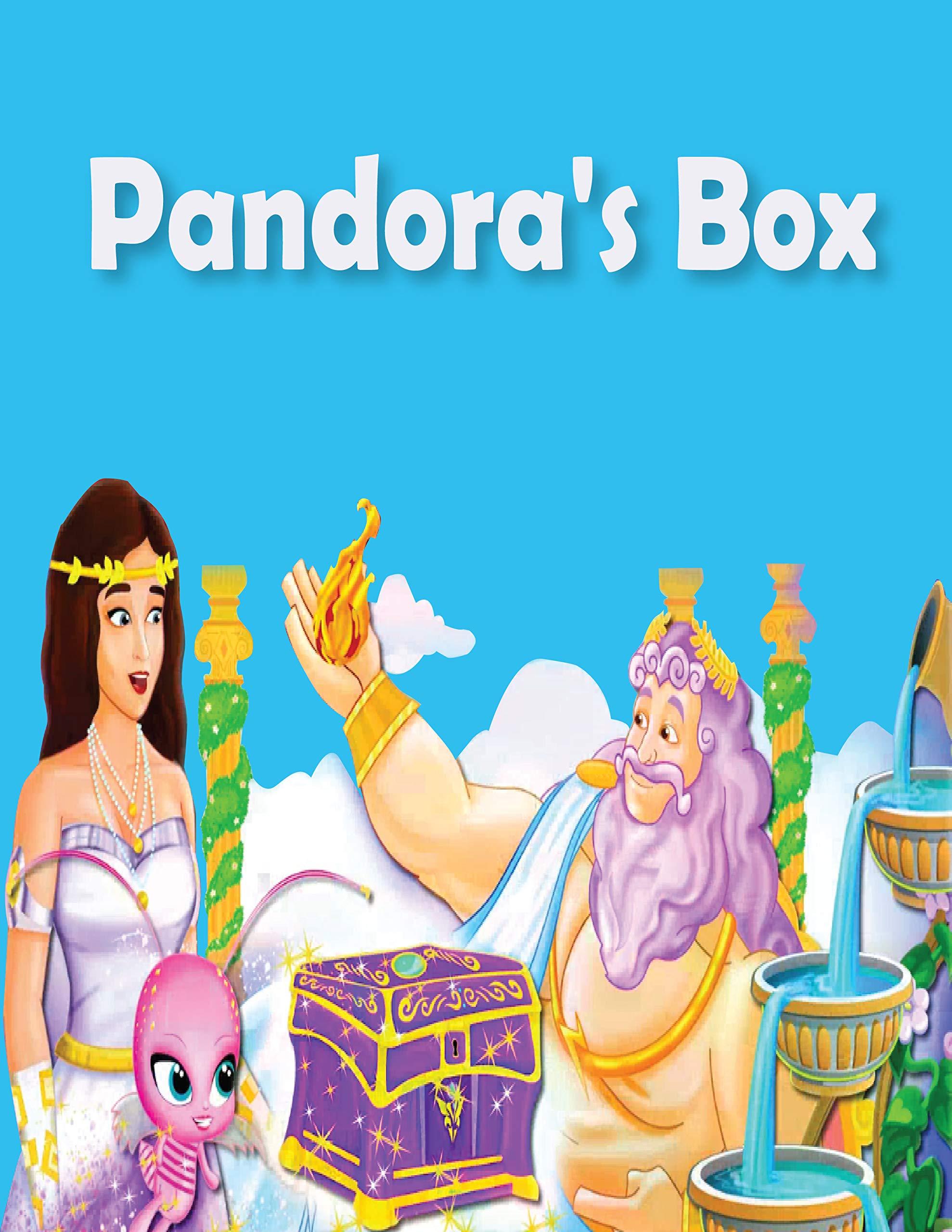 Pandora's Box: Bedtime Story For Kids | Classic Story For Kids | English Cartoon For Kids