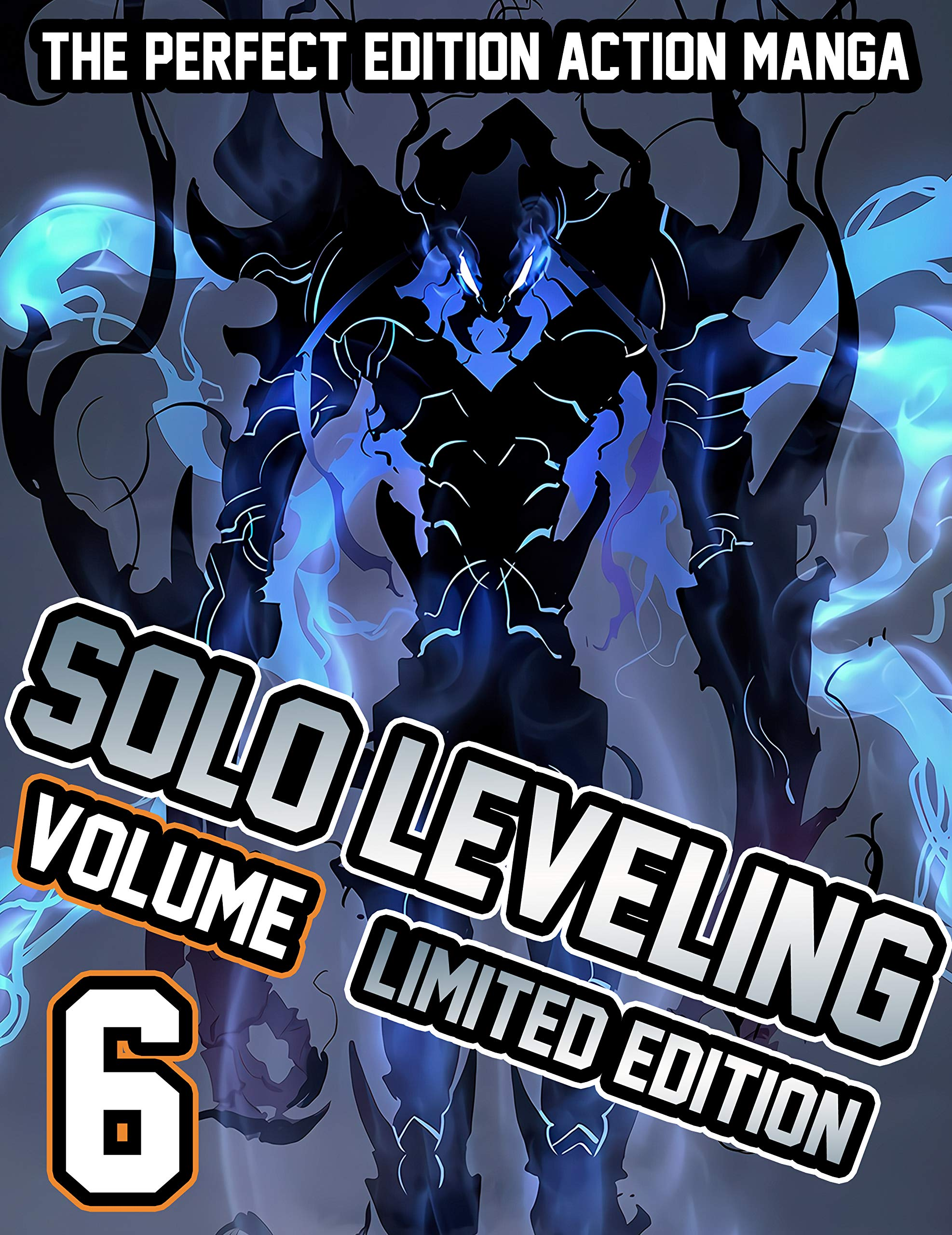 The Perfect Edition Action Manga Solo Leveling Limited Edition: Complete Edition Solo Leveling Vol.6