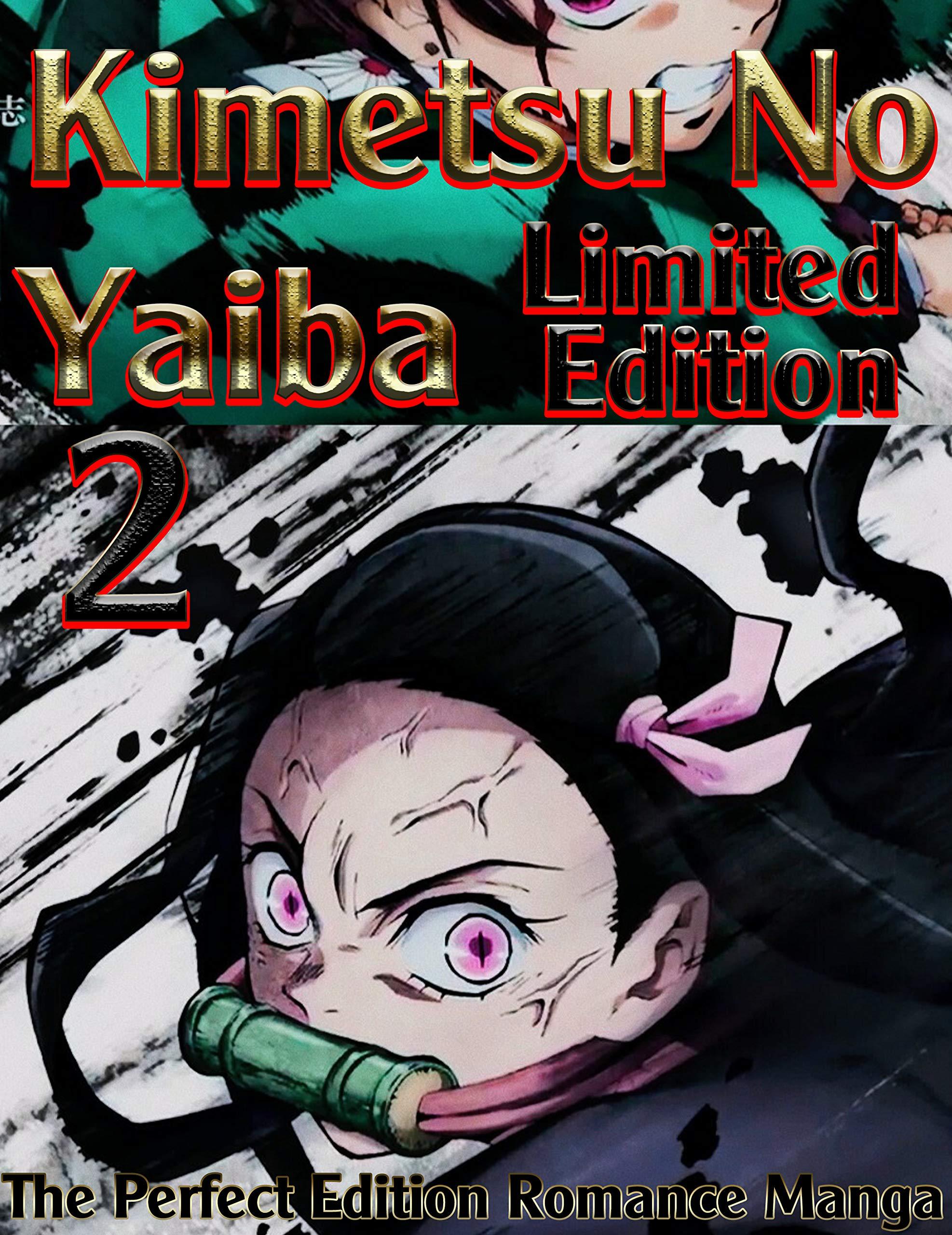 The Perfect Edition Romance Manga Kimetsu No Yaiba Limited Edition: Complete Series Kimetsu No Yaiba Volume 2