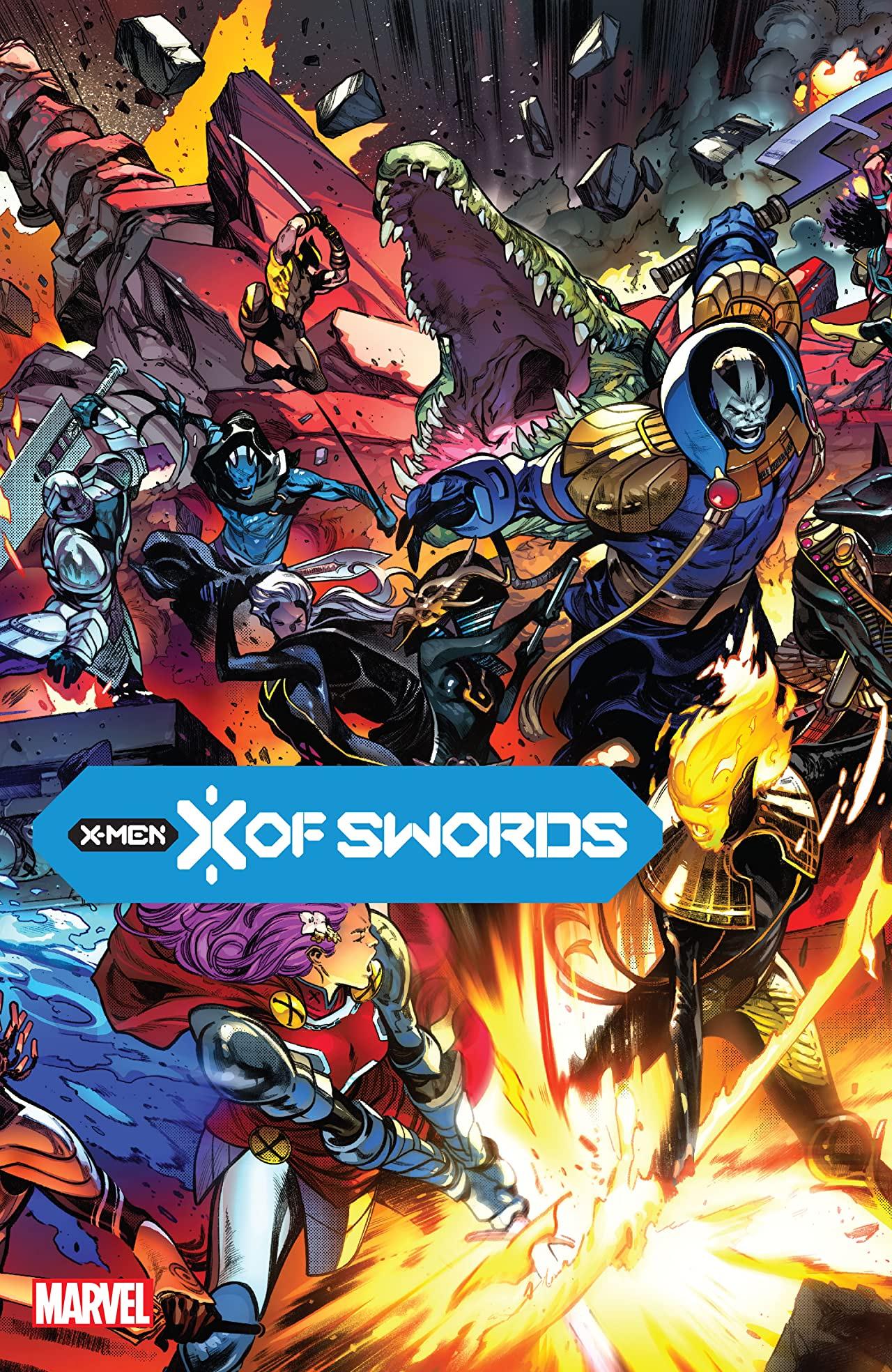 X-Men: X of Swords