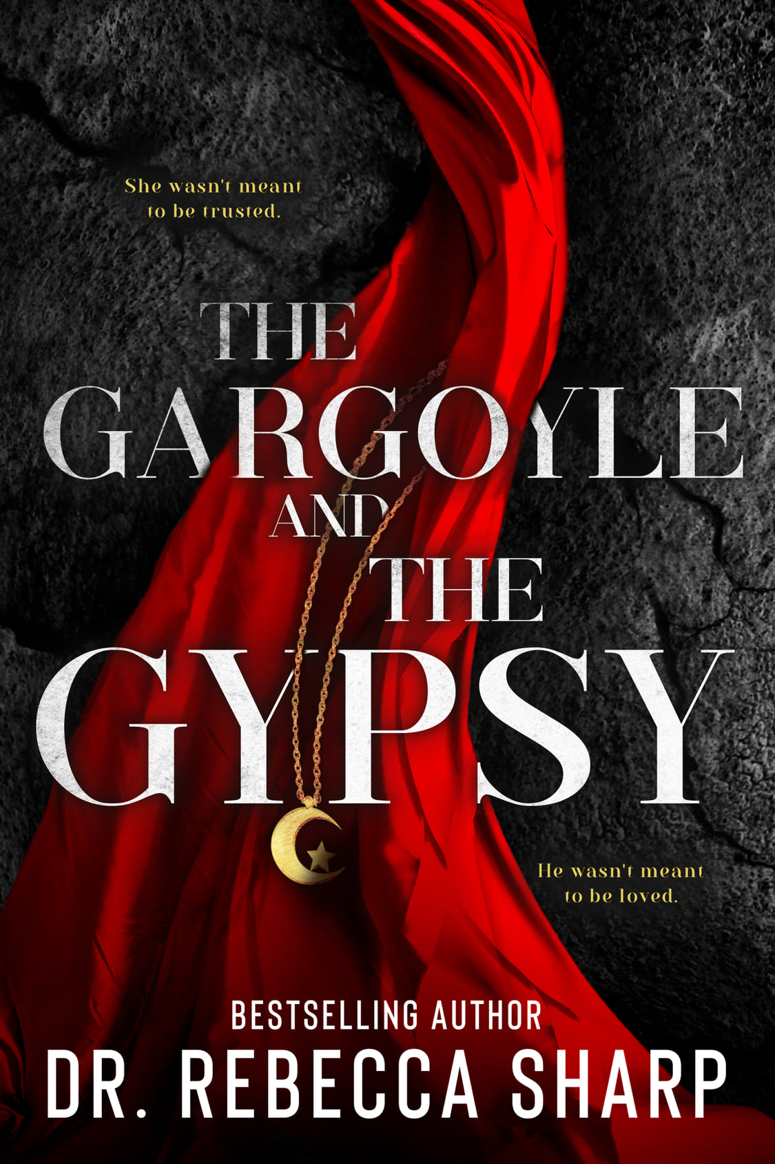The Gargoyle and the Gypsy (The Sacred Duet, #1)