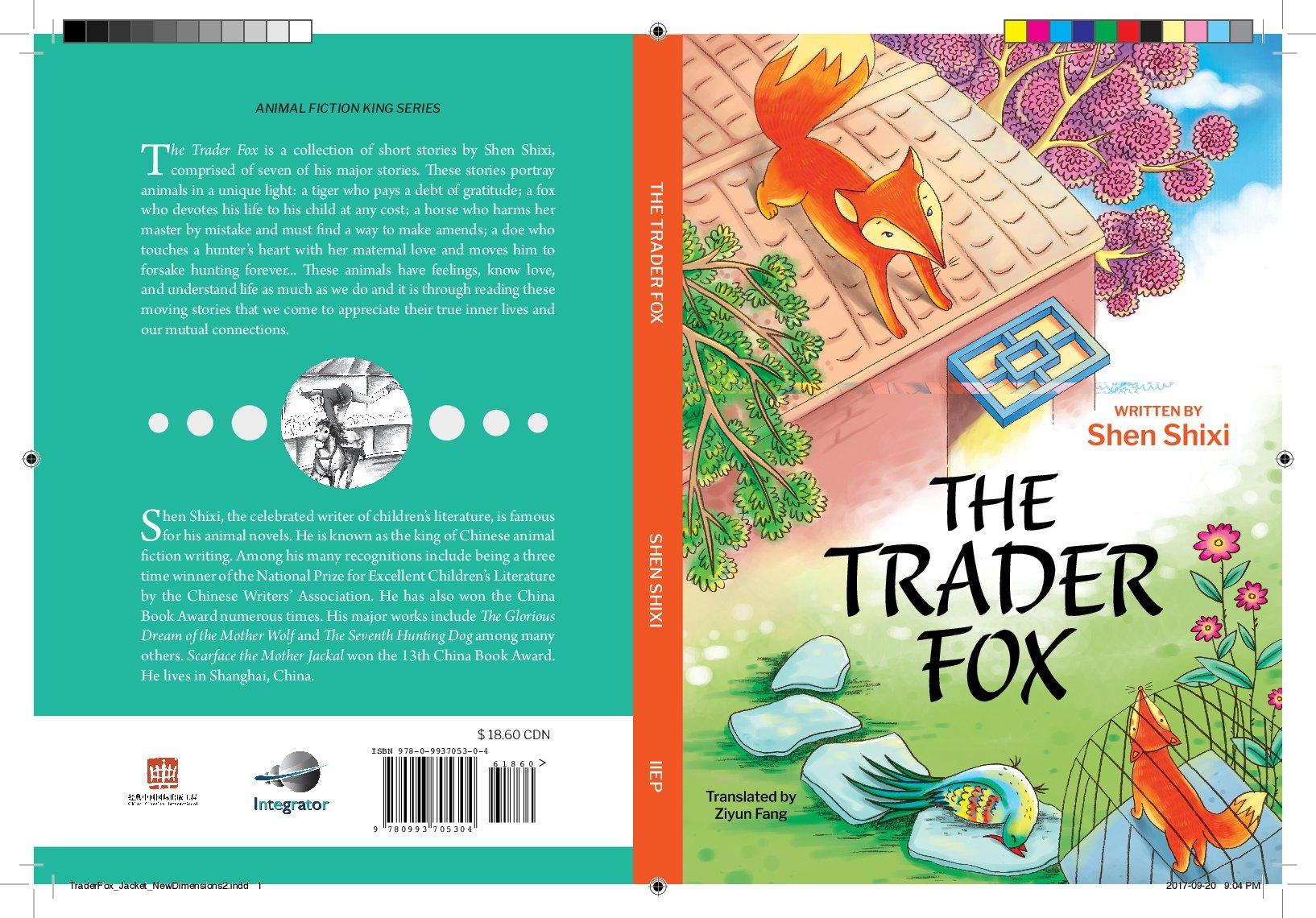 The Trader Fox (Animal Fiction King Series)