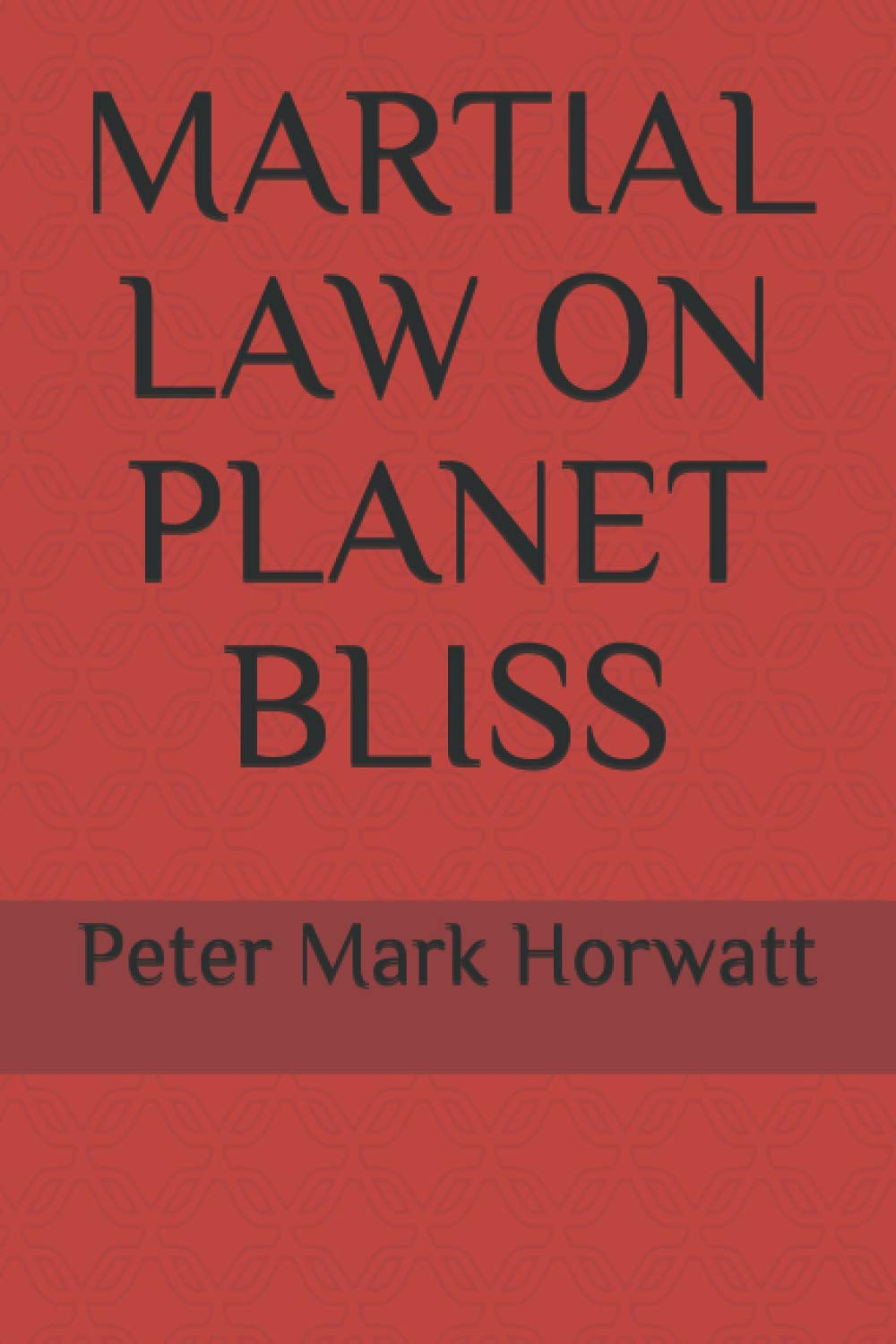 MARTIAL LAW ON PLANET BLISS