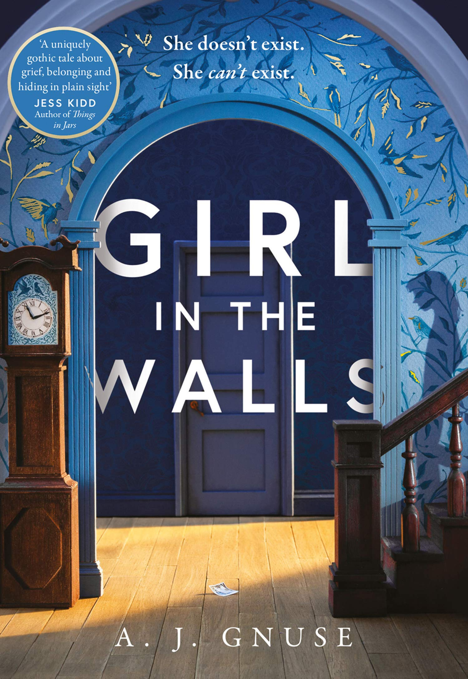 Girl in the Walls: A thrilling fiction debut, the Gothic novel of 2021