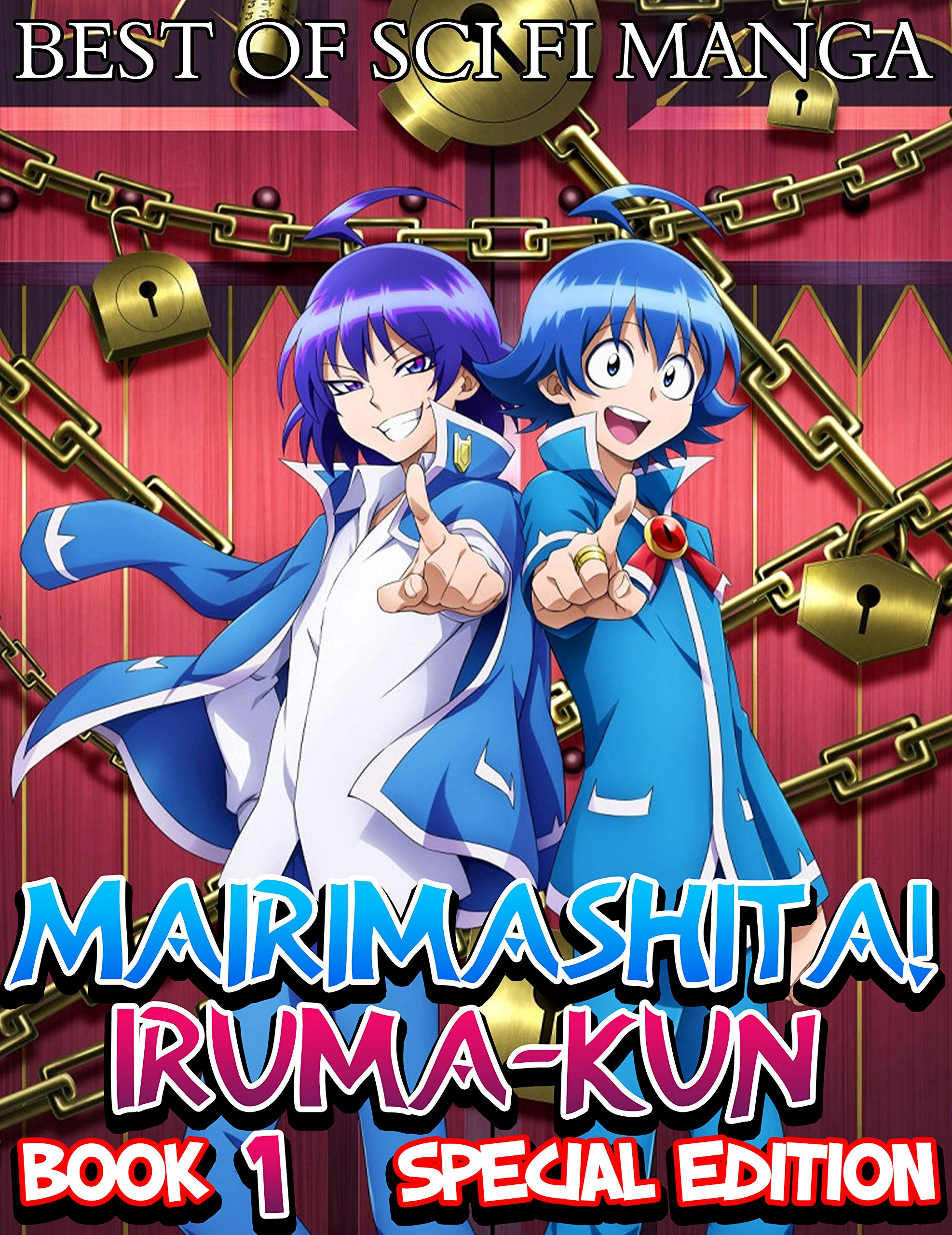 Best of Sci fi Manga Mairimashita! Iruma-Kun Special Edition: Limited Edition Mairimashita! Iruma-Kun Book 1