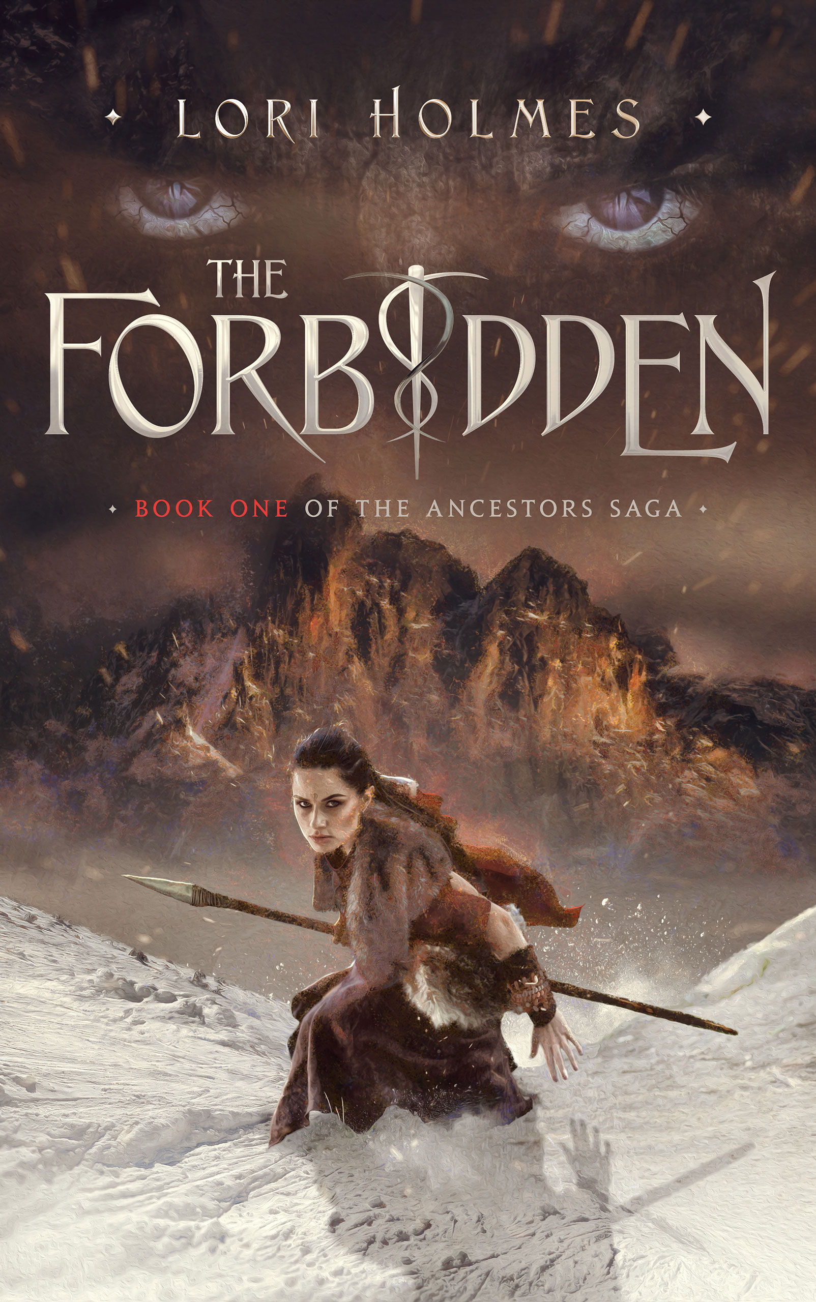 The Forbidden: A Fantasy Romance Series (The Ancestors Saga, #1)