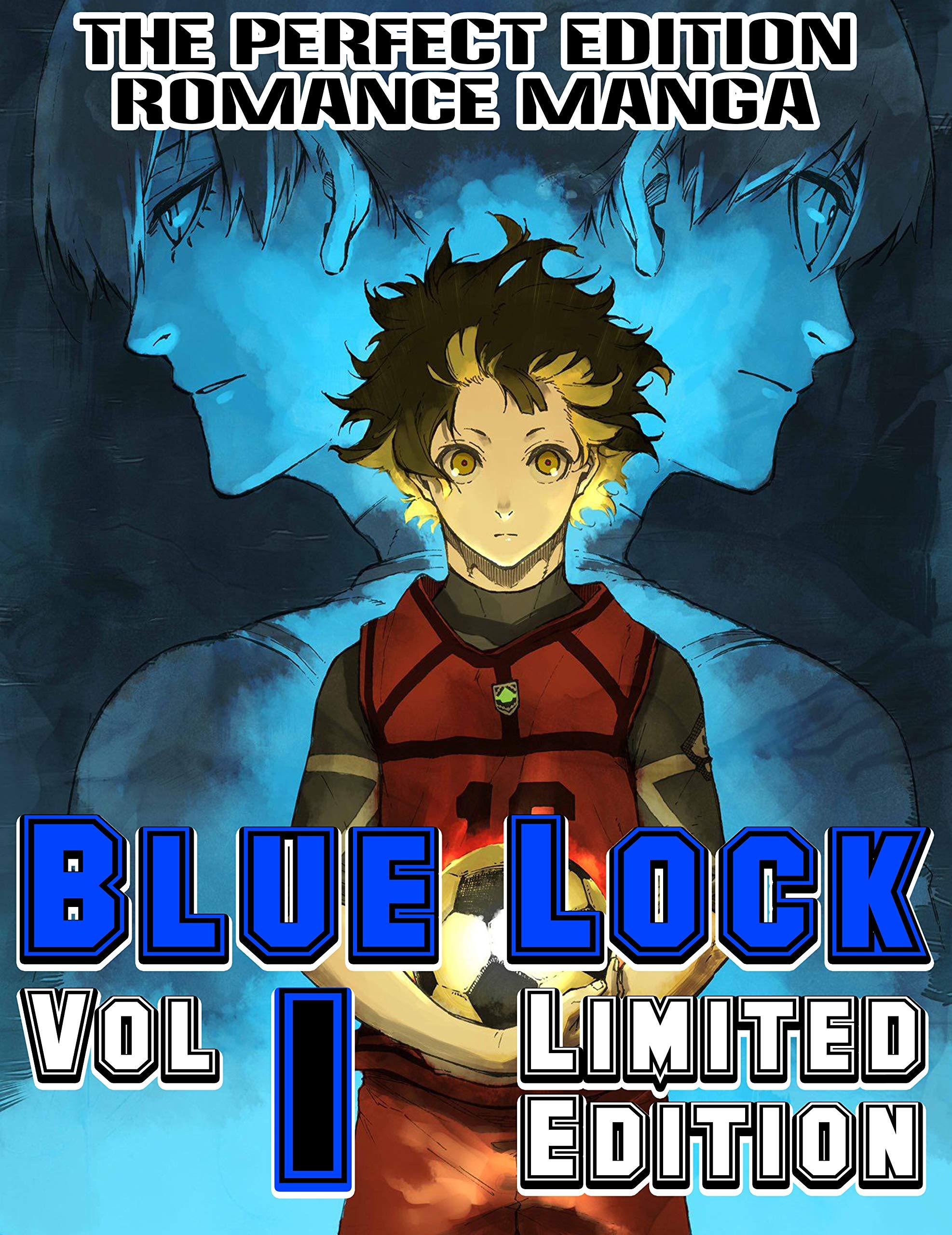 The Perfect Edition Romance Manga Blue Lock Limited Edition: Complete Series Blue Lock Vol.1