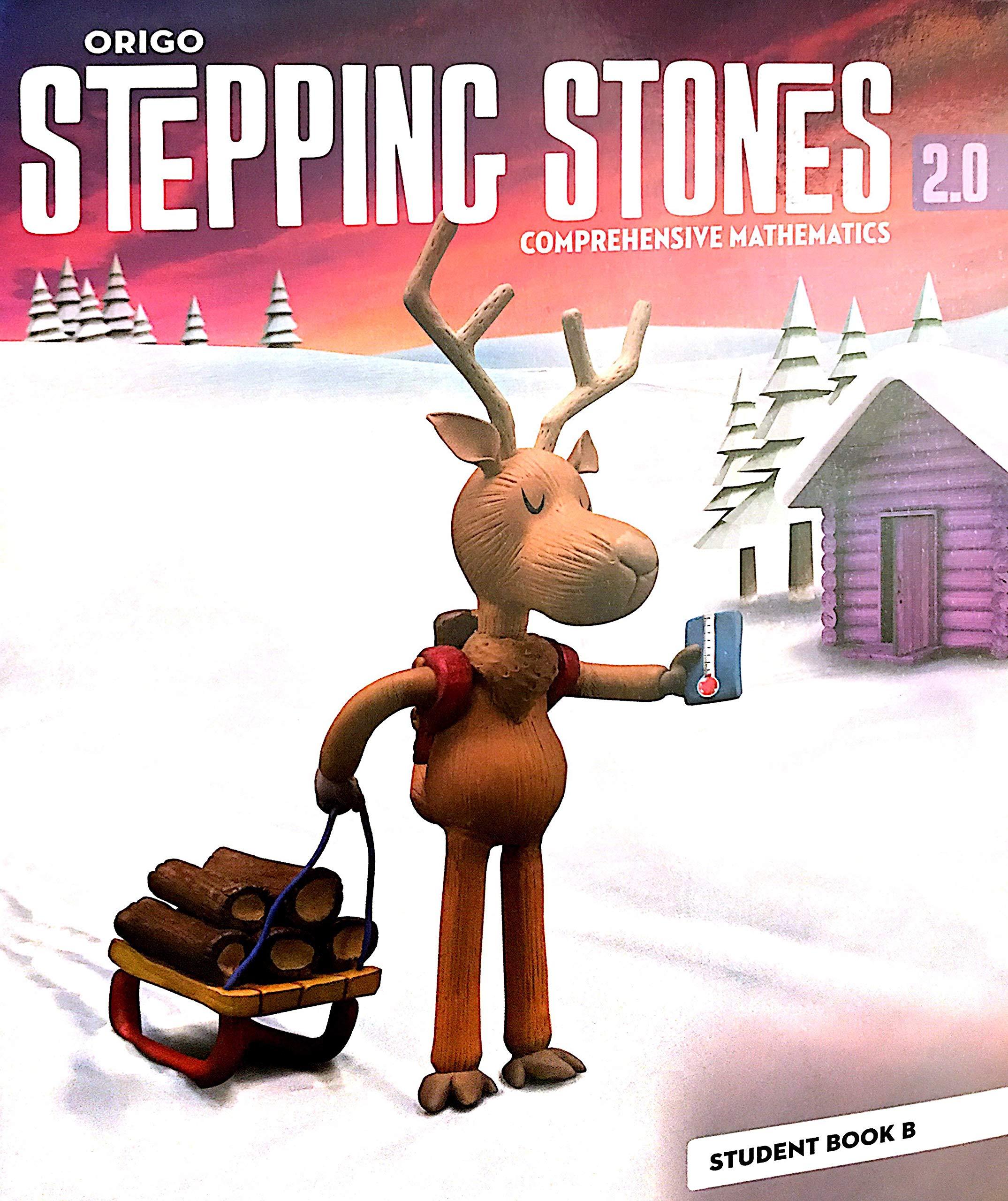 Origo Stepping Stones Comprenhensive Mathematics 2.0 Book B Grade 3
