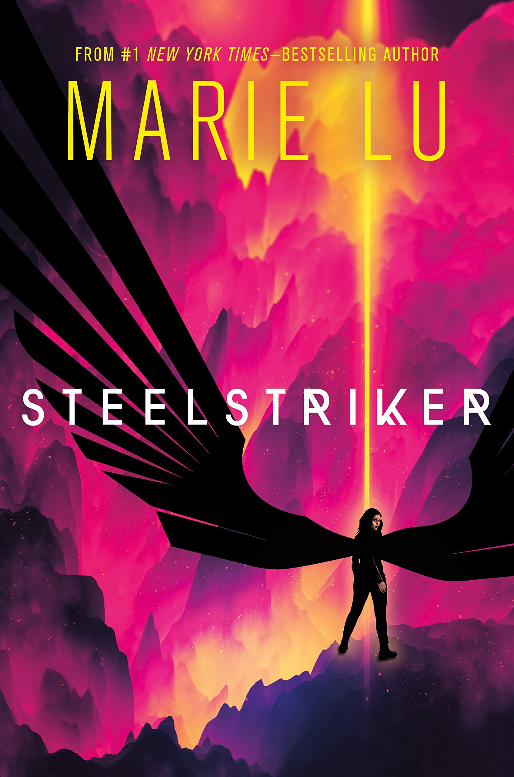 Steelstriker (Skyhunter, #2)