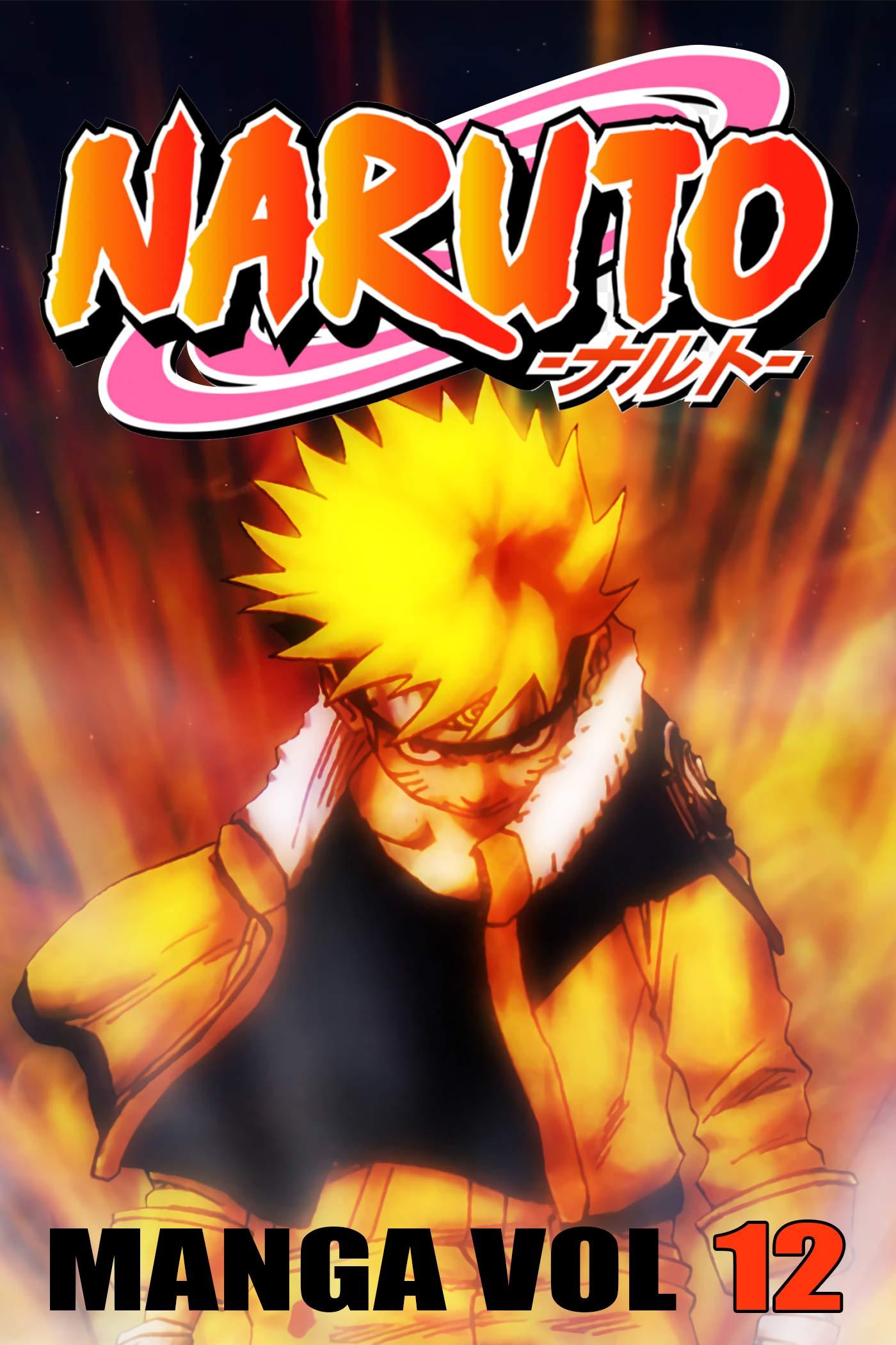 Best Manga Ninja 2021: Naruto Manga Vol 12