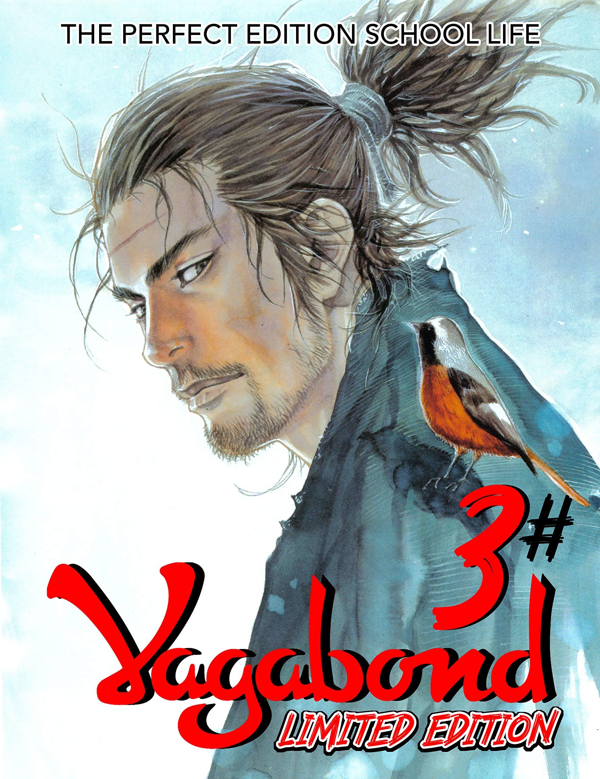 The Perfect Edition School life Manga Vagabond Limited Edition: New Releases Vagabond Volume 3
