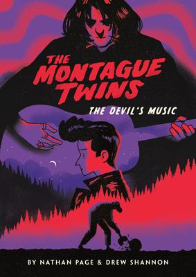 The Devil's Music (The Montague Twins, #2)